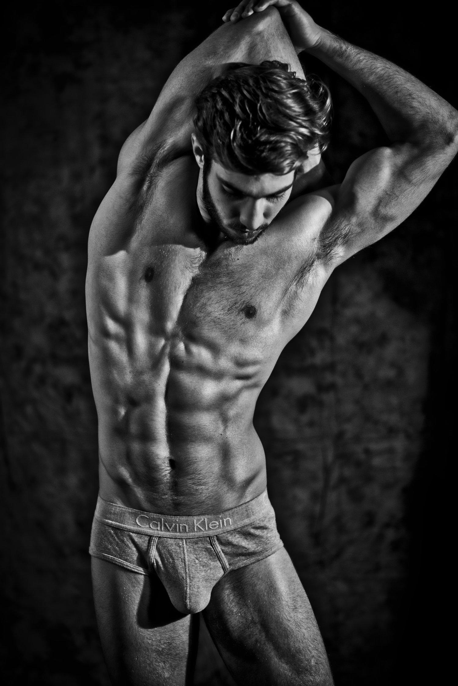 Adon Exclusive: Model Felipe Diaz By Ivan Sanchez