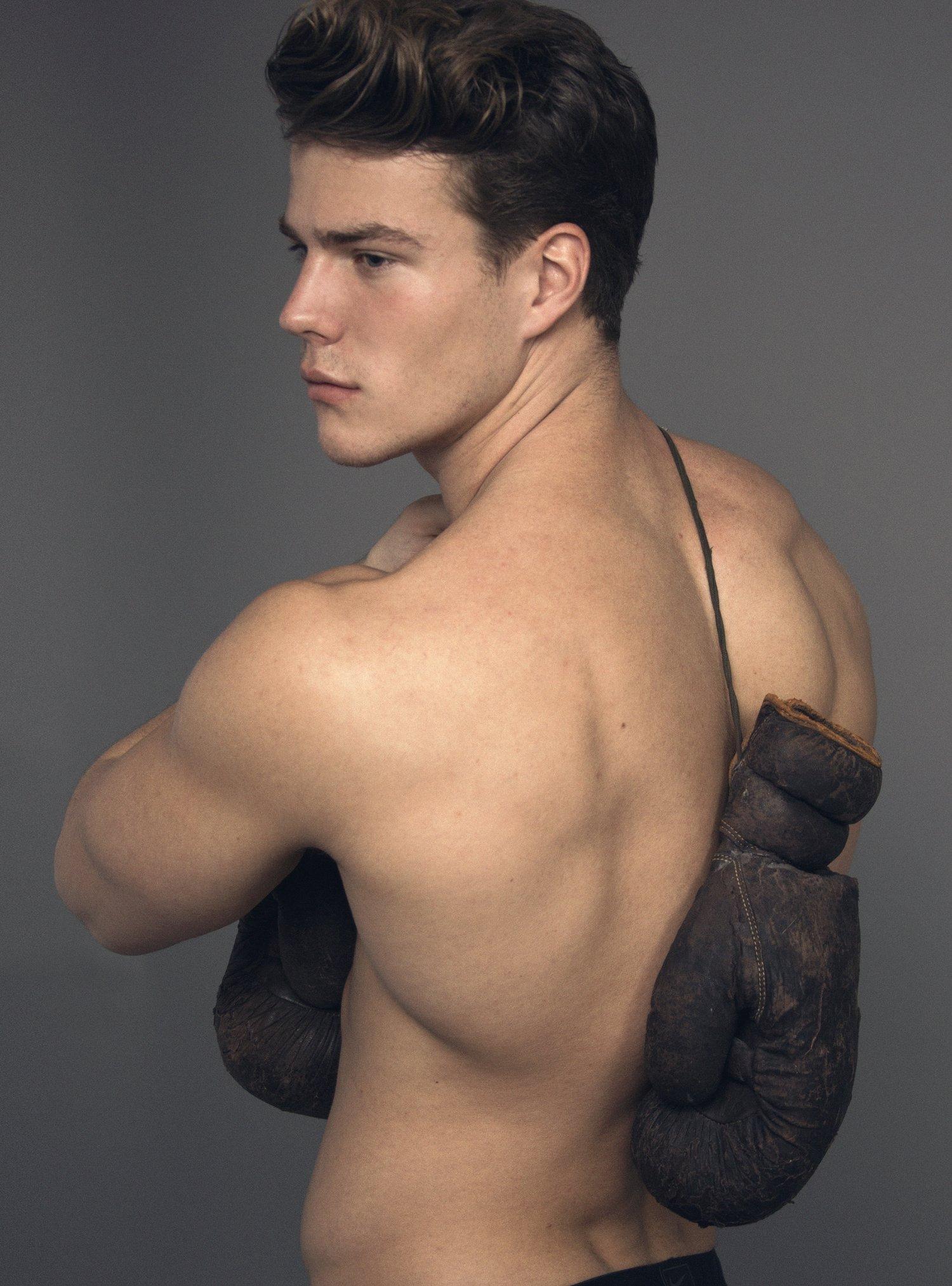 Adon Exclusive: Model MICHAEL DEAN By JULIO NUÑO