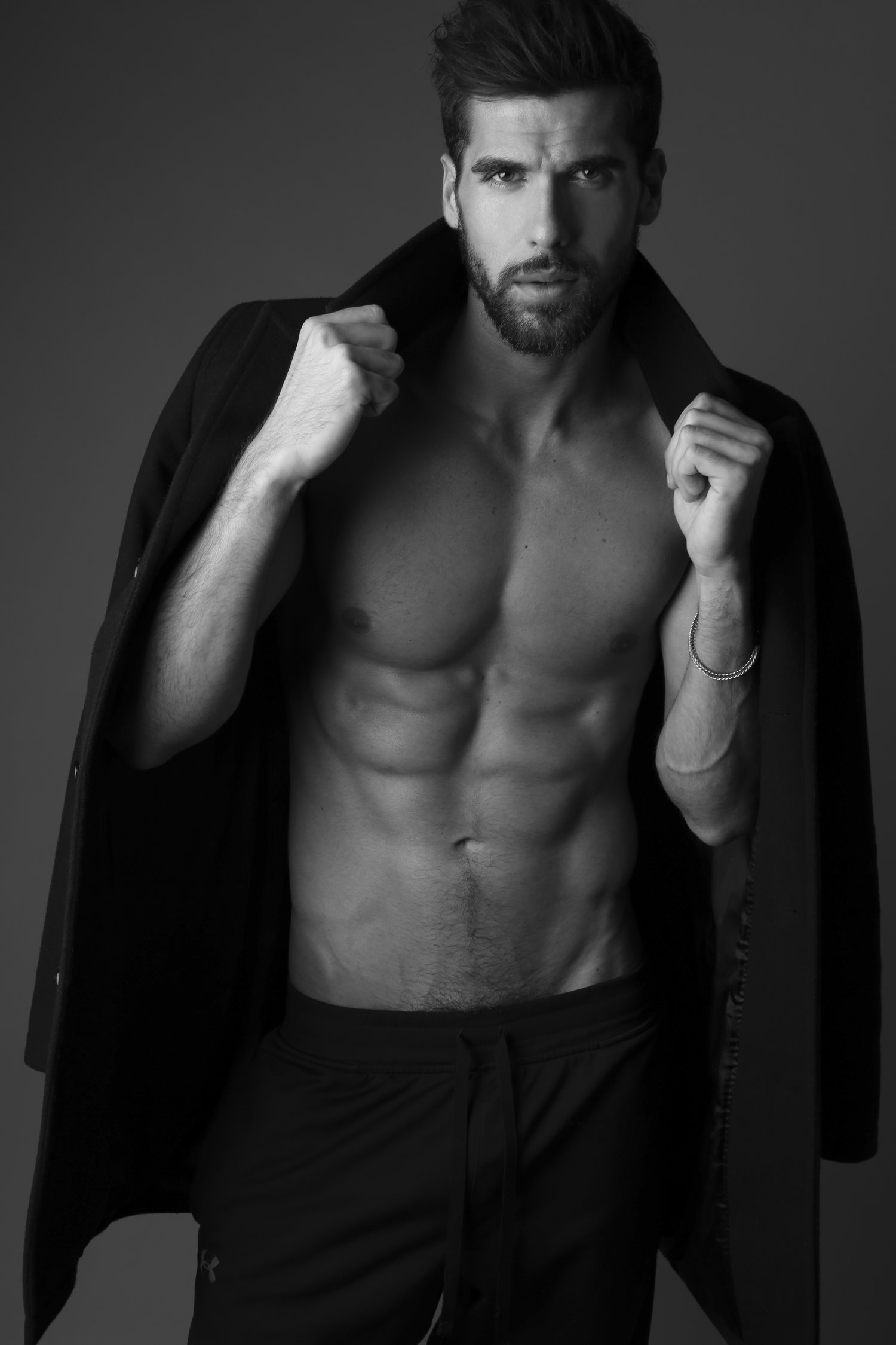 Adon Exclusive: Model Michael Ryan By Michael Dar