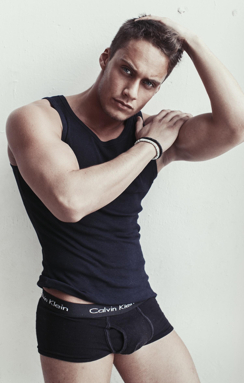 Adon Exclusive: Model Shamil Maksimov By Pavel Lepikhin