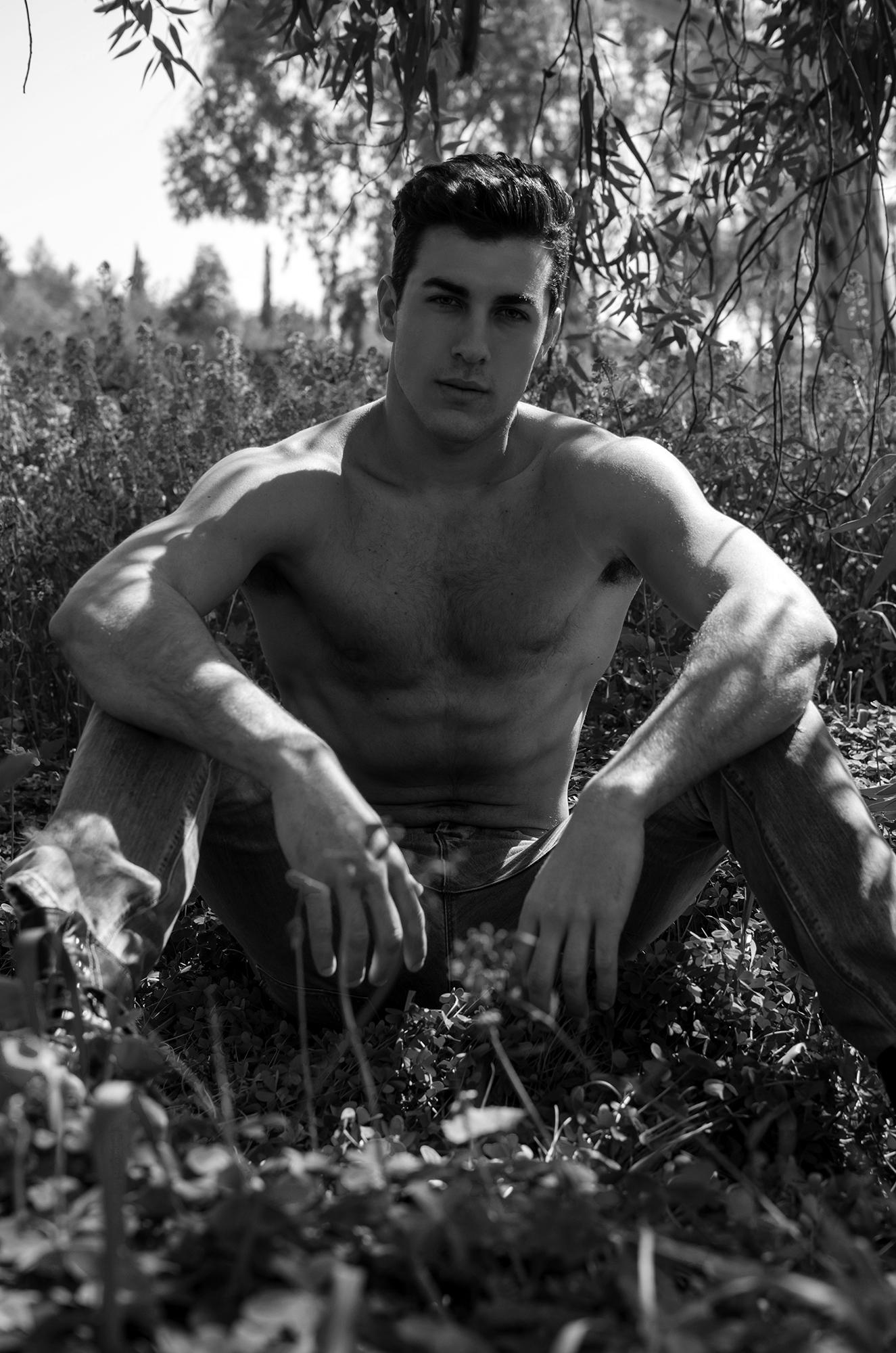 Adon Exclusive: Model Manuel Modestou By Stavros Christodoulou
