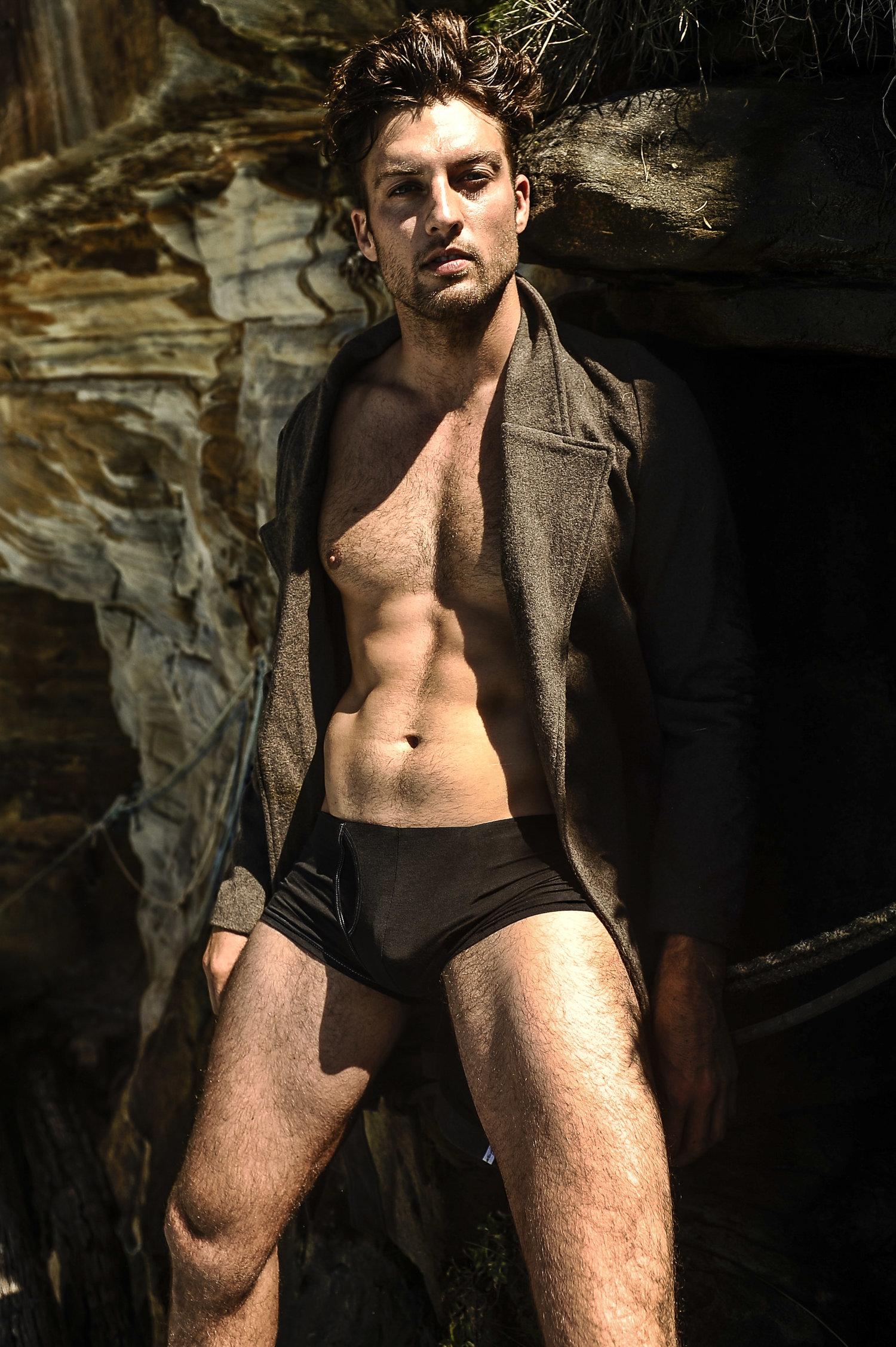 Adon Exclusive: Model Rohan Maclaren By Vincent Fahey