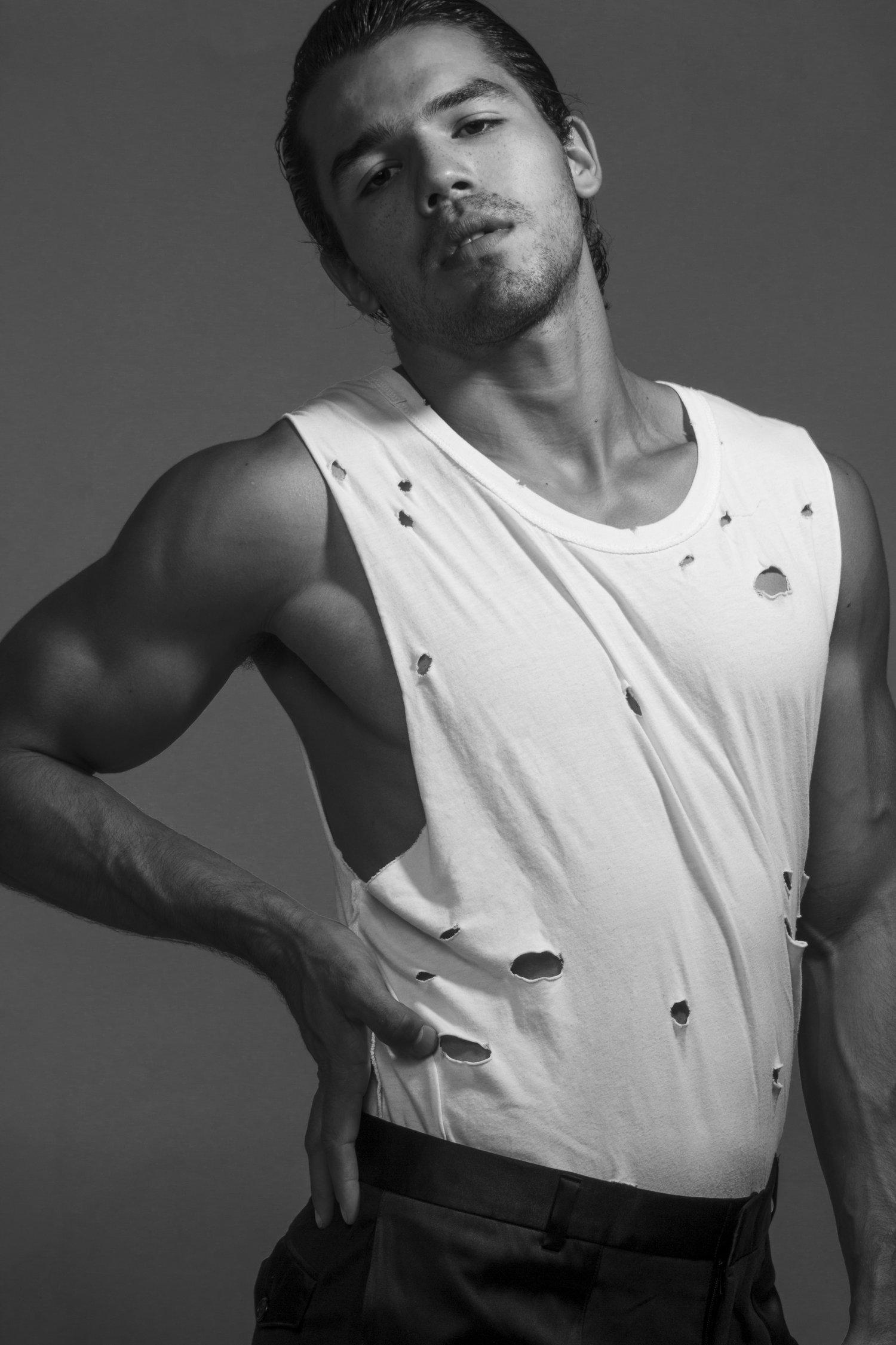 Adon Exclusive: Model Steven Acuña By Yeu Sánchez Valereu