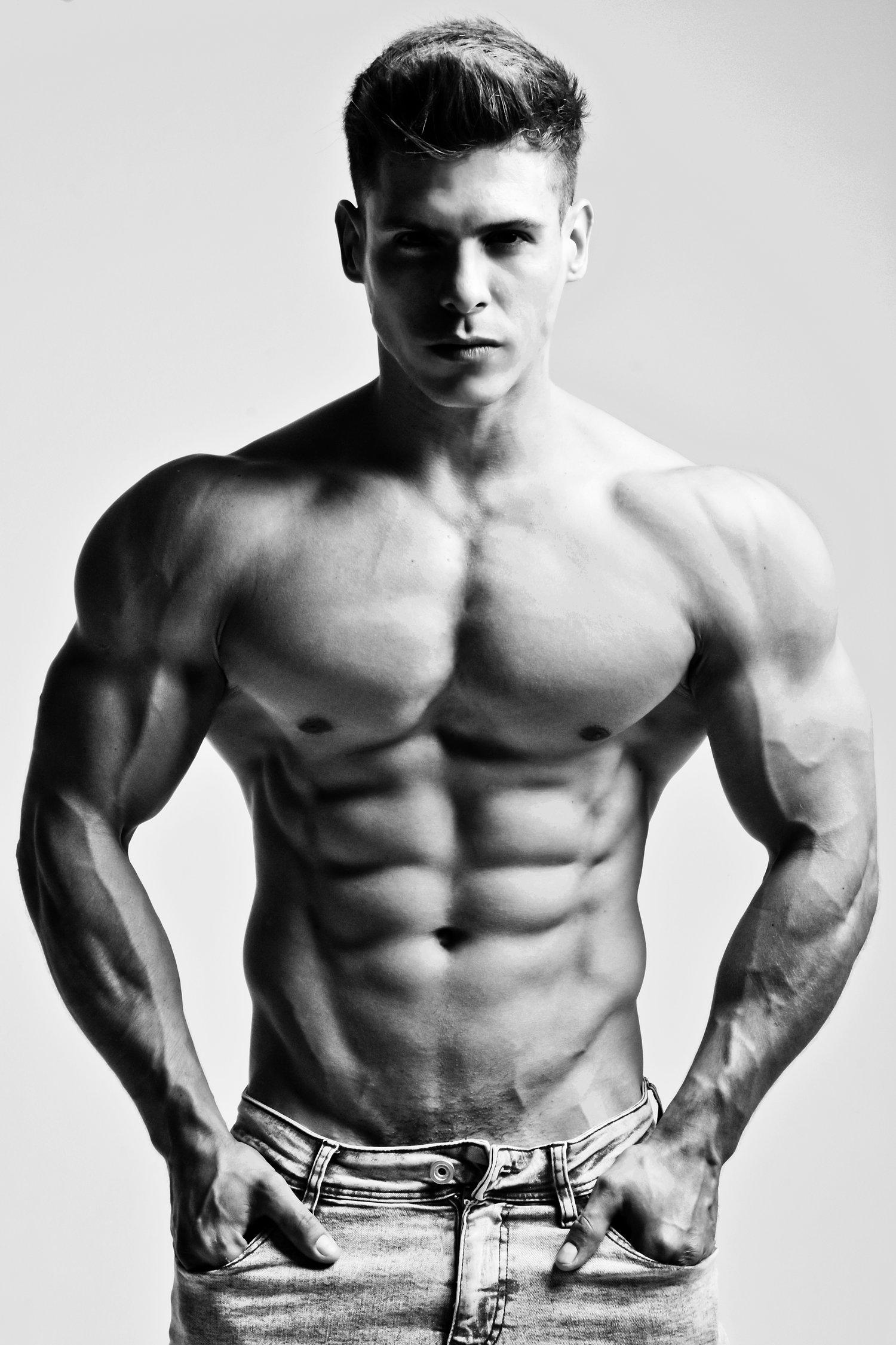 Adon Exclusive: Model Max Murillo By Luigi Lam