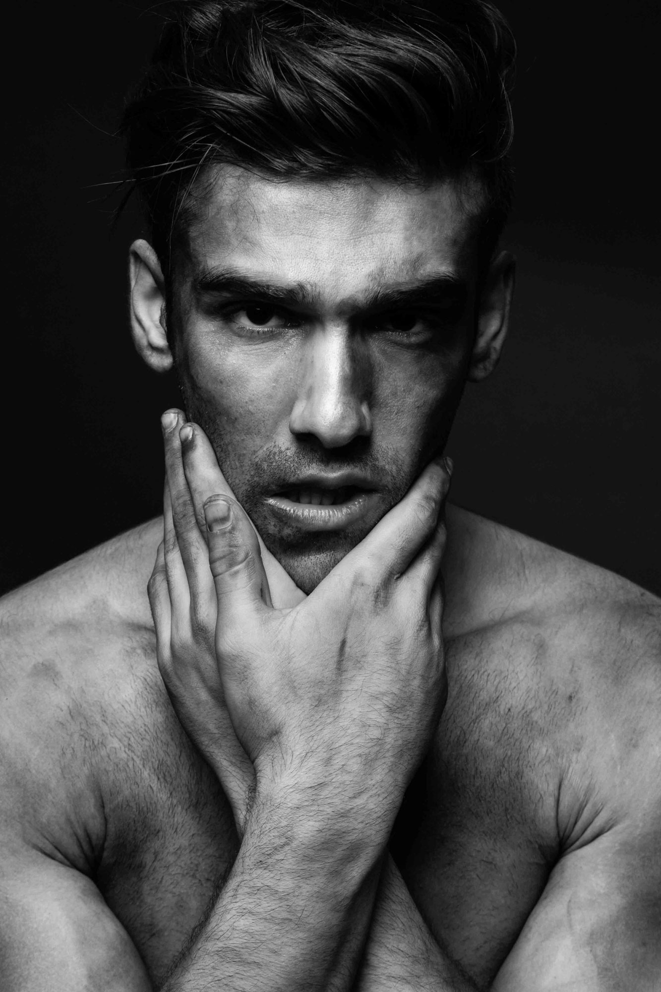 Adon Exclusive: Model Mory Mansouri By Alyssa Uy