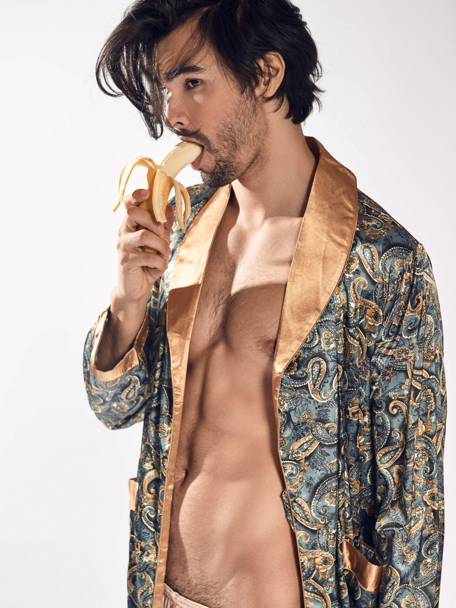 Adon Exclusive: Model Fábio Toledo By Caio Ferreira
