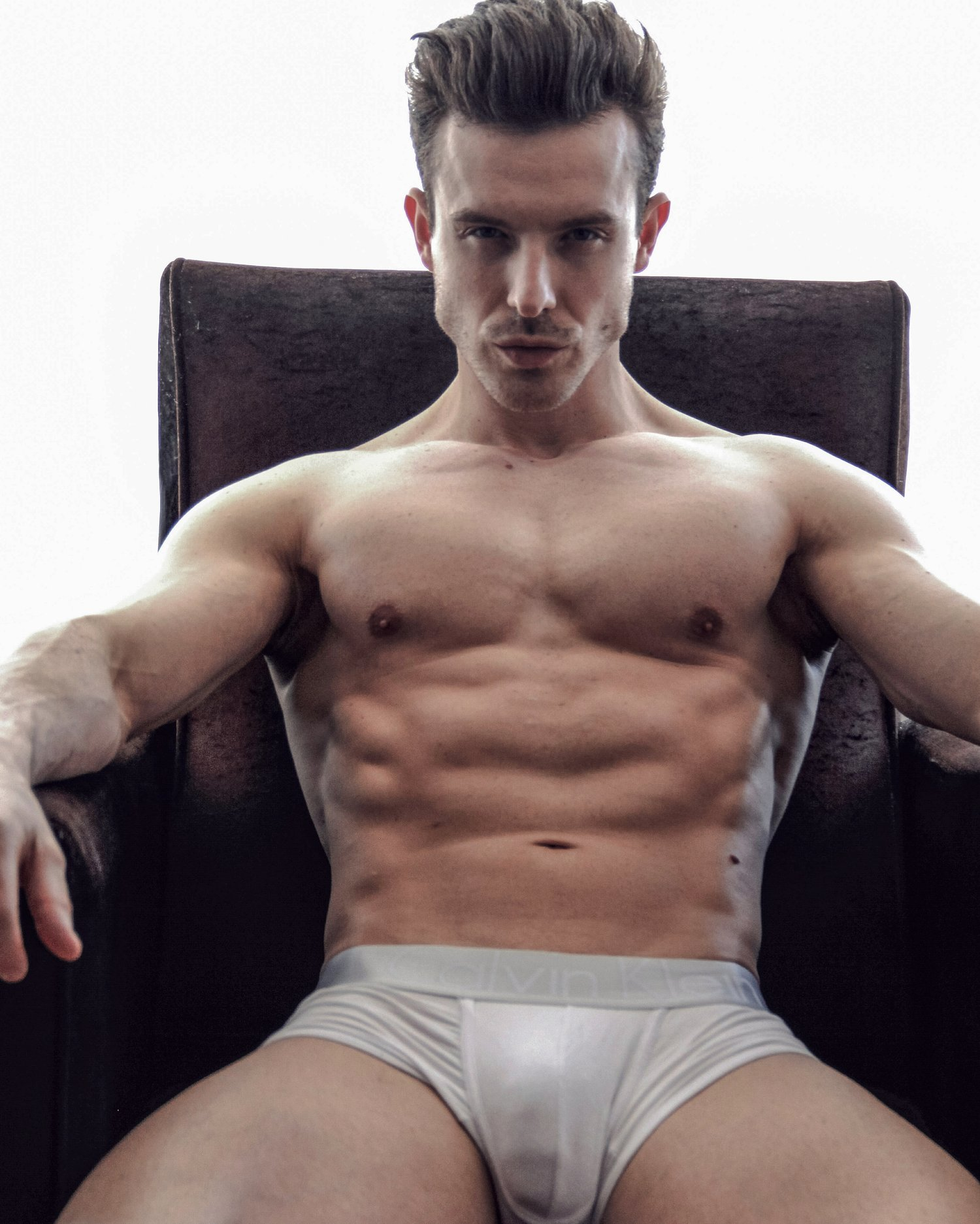 Adon Exclusive: Model Thomas Indra By Felipe Santos