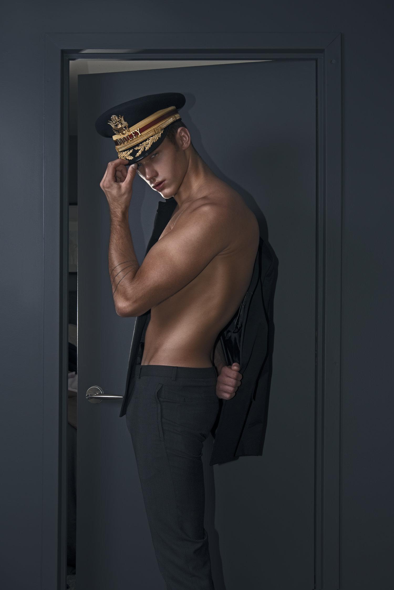 Adon Exclusive: Model Jacob Dooley By Viktor Klimenko