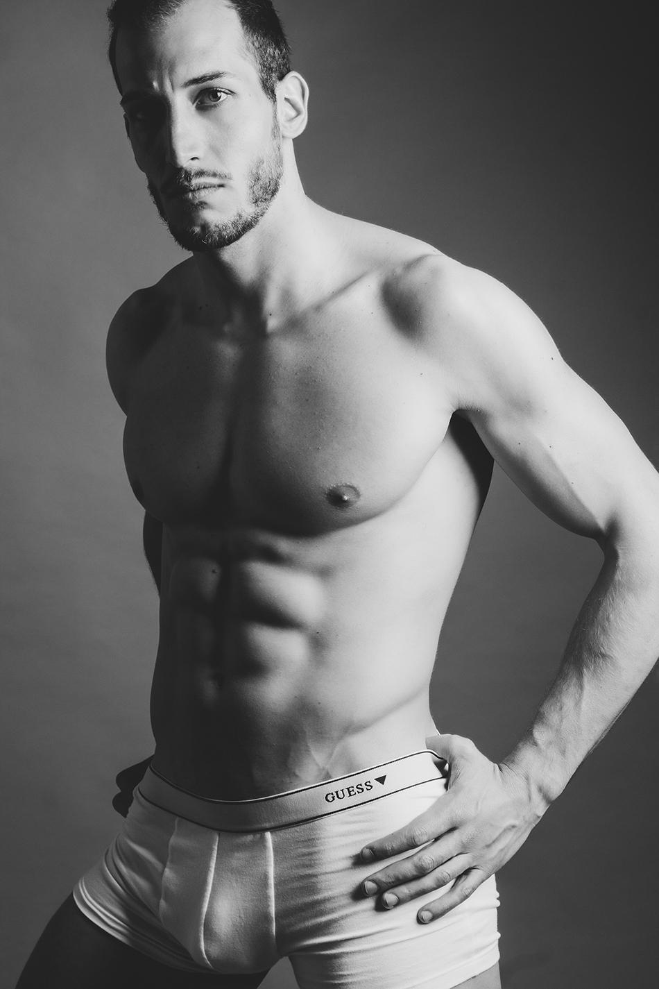 Adon Exclusive: Model David Miguens By David Velez