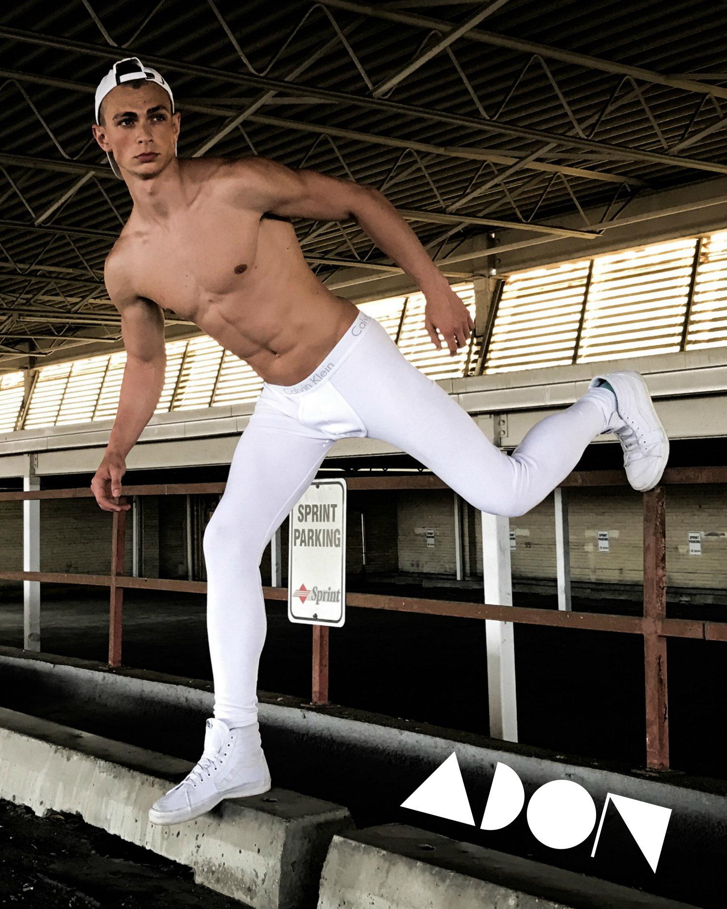 Adon Exclusive: Model Benjamin Fowler By Kalob Dàniel