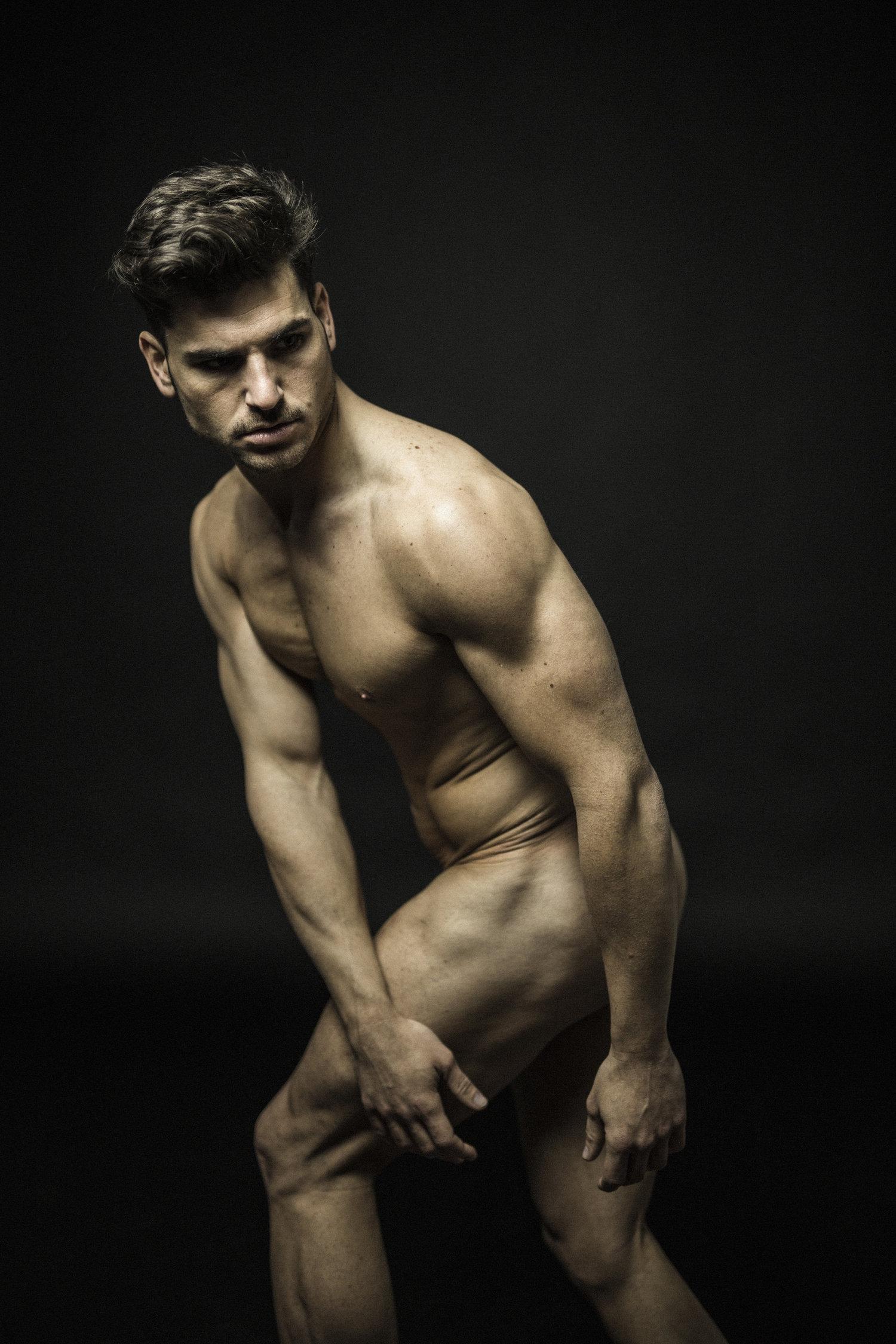 Adon Exclusive: Model Urtzi Sanchez By Oriol Canpra
