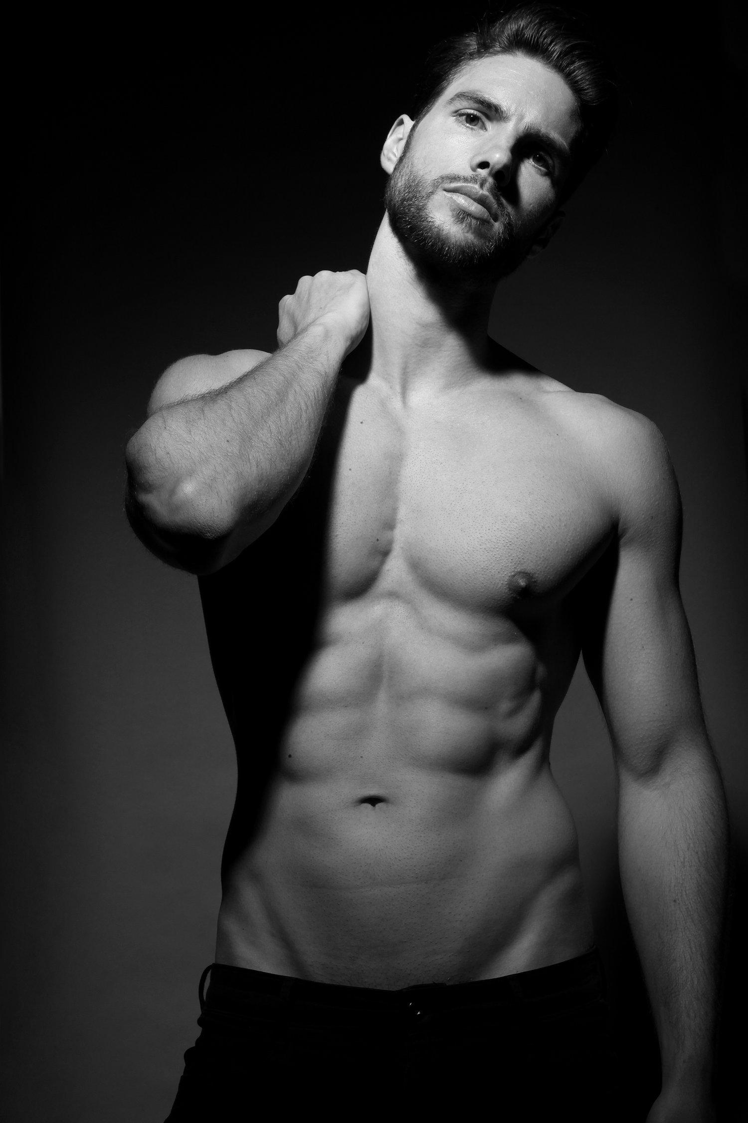Adon Exclusive: Model Laurent Litenson By Kendra Storm Rae