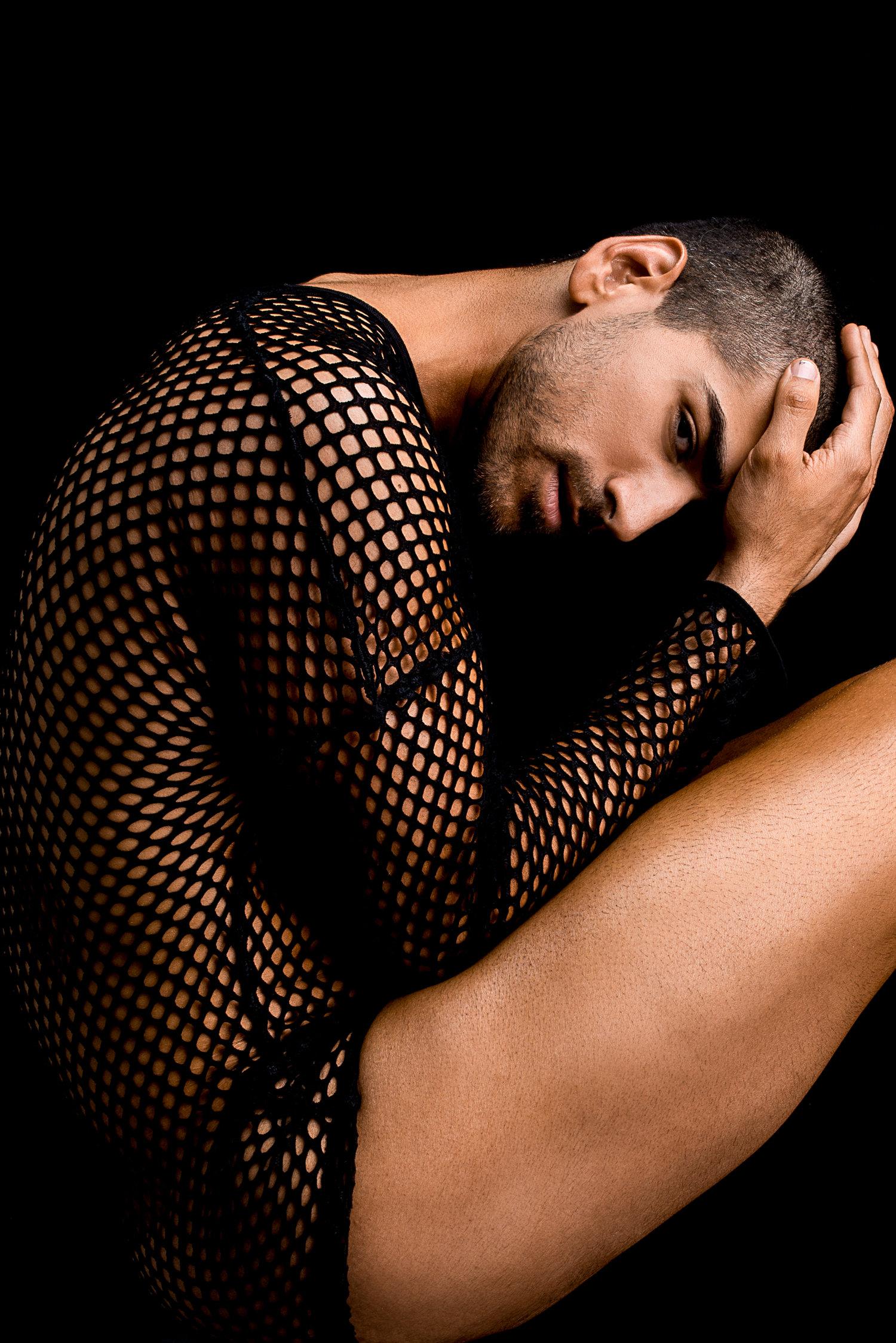 Adon Exclusive: Model Andres Leonardi By Fritz Yap