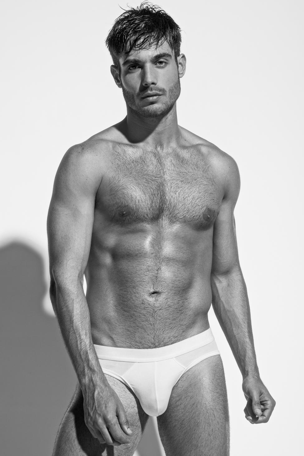 Adon Exclusive: Model Arturo Alcala By Frank Louis