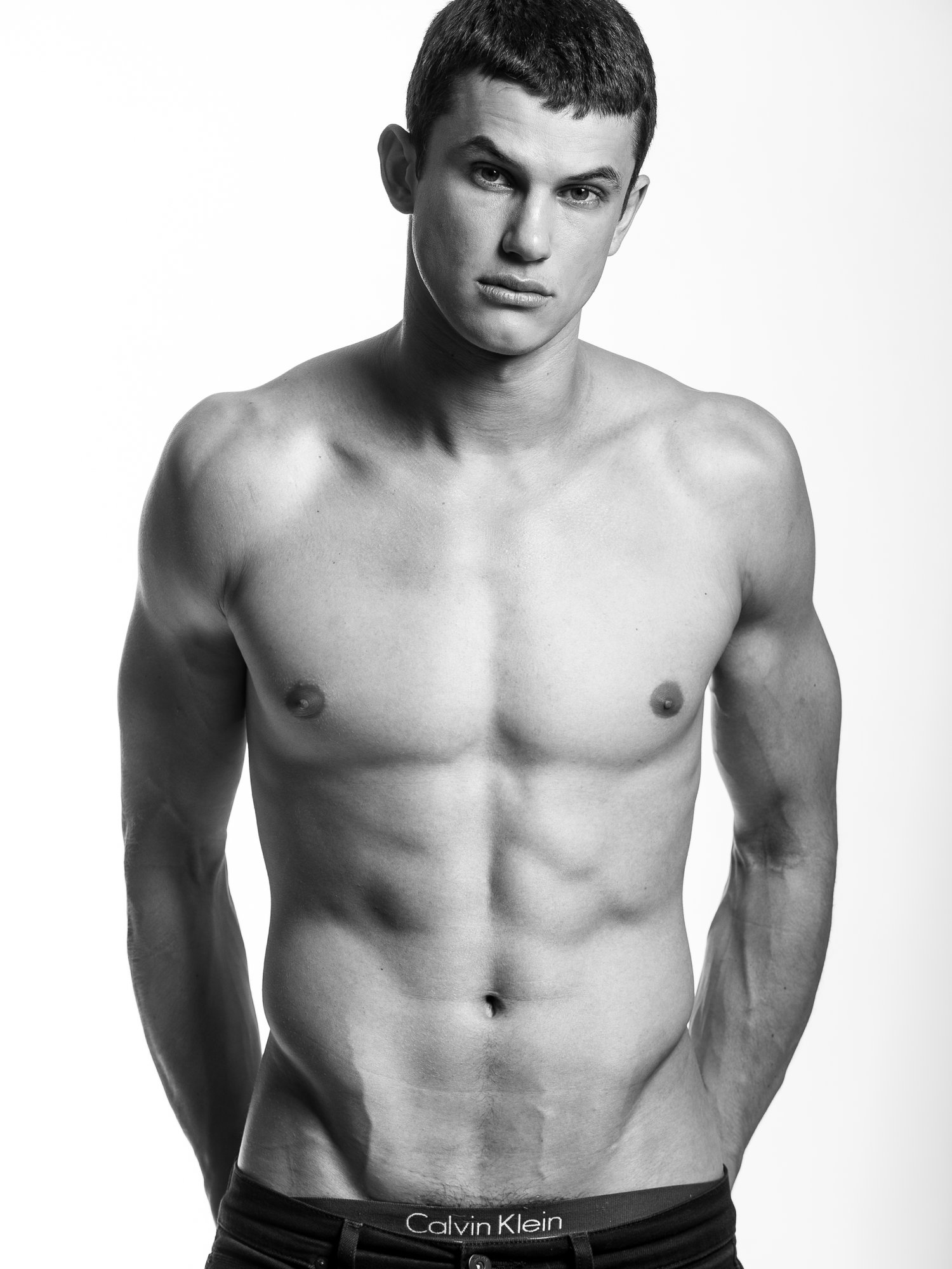 Adon Exclusive: Model Justin Halley By Adrian Richard