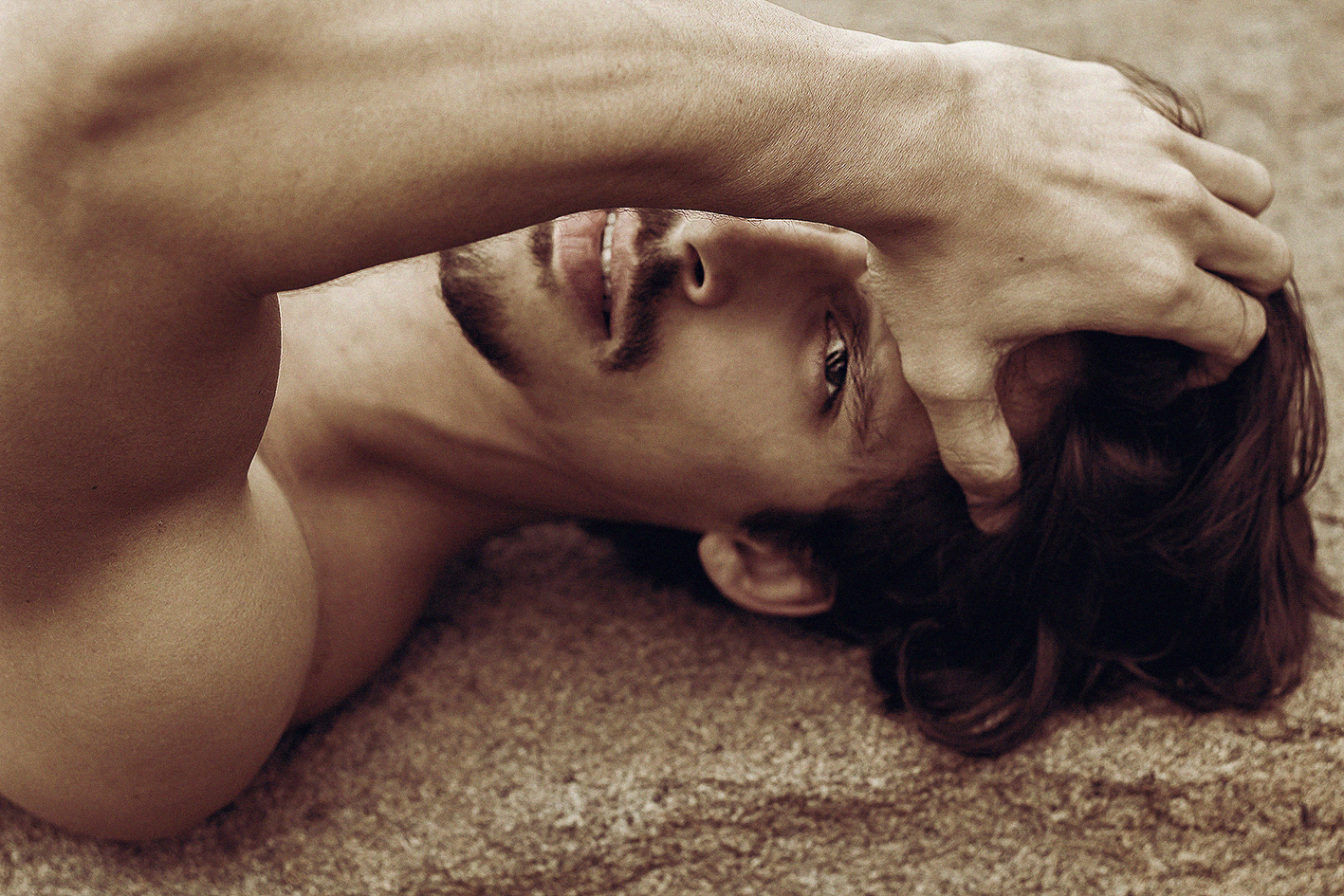 Adon Exclusive: Model Romulo Gastmann By Sergio Baia