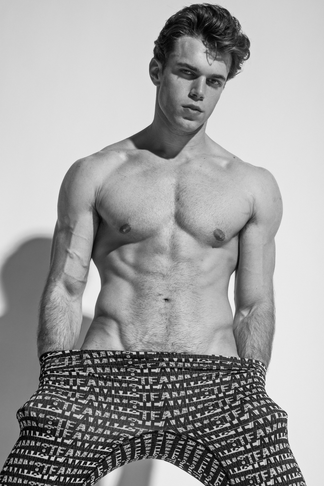 Adon Exclusive: Model Pete Furmato By Frank Louis