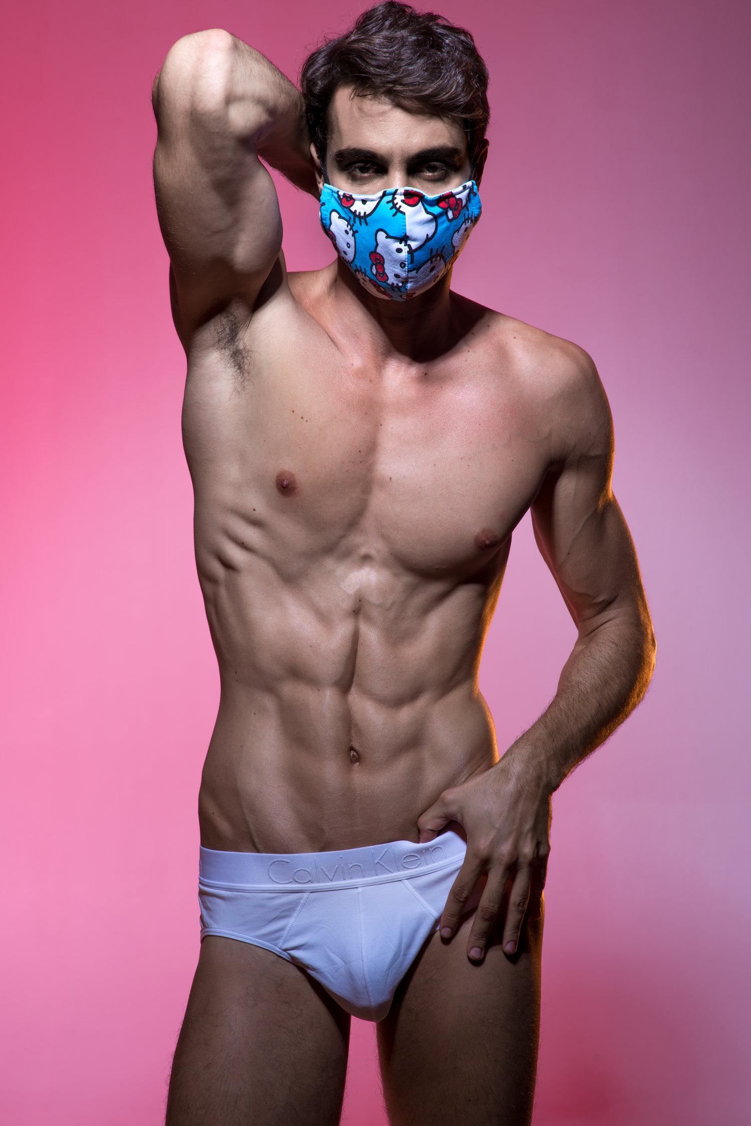 Adon Exclusive: Model Victor DalCol By Juliana Soo