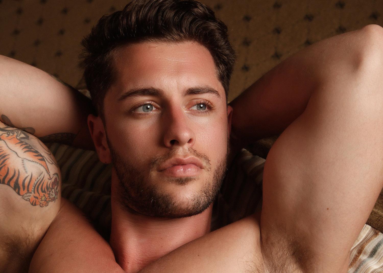 Adon Exclusive: Model Vincent Azzopardi By Jonas P. Sergio