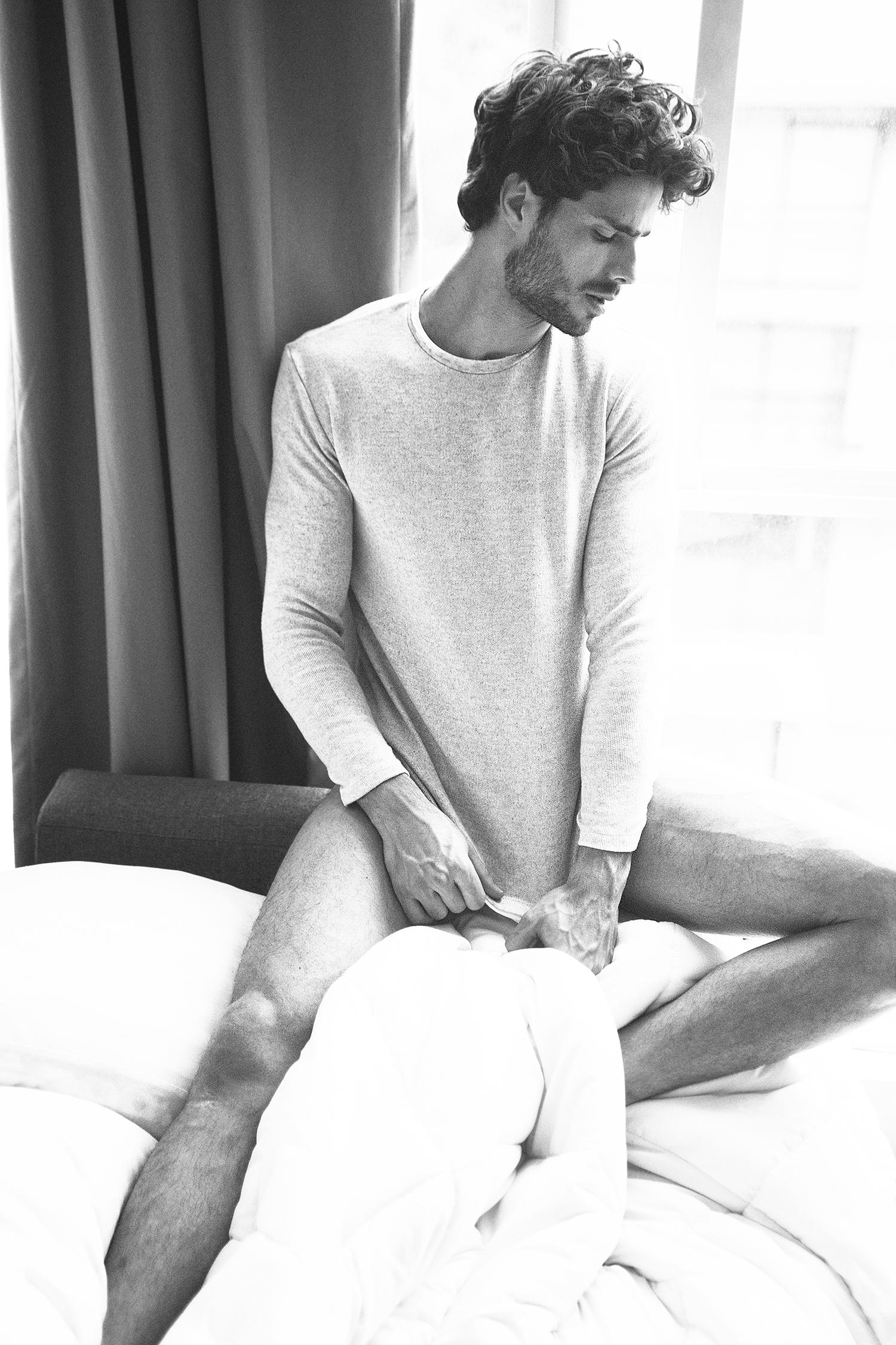 Adon Exclusive: Model Eduardo Grippa By Luis de La Luz