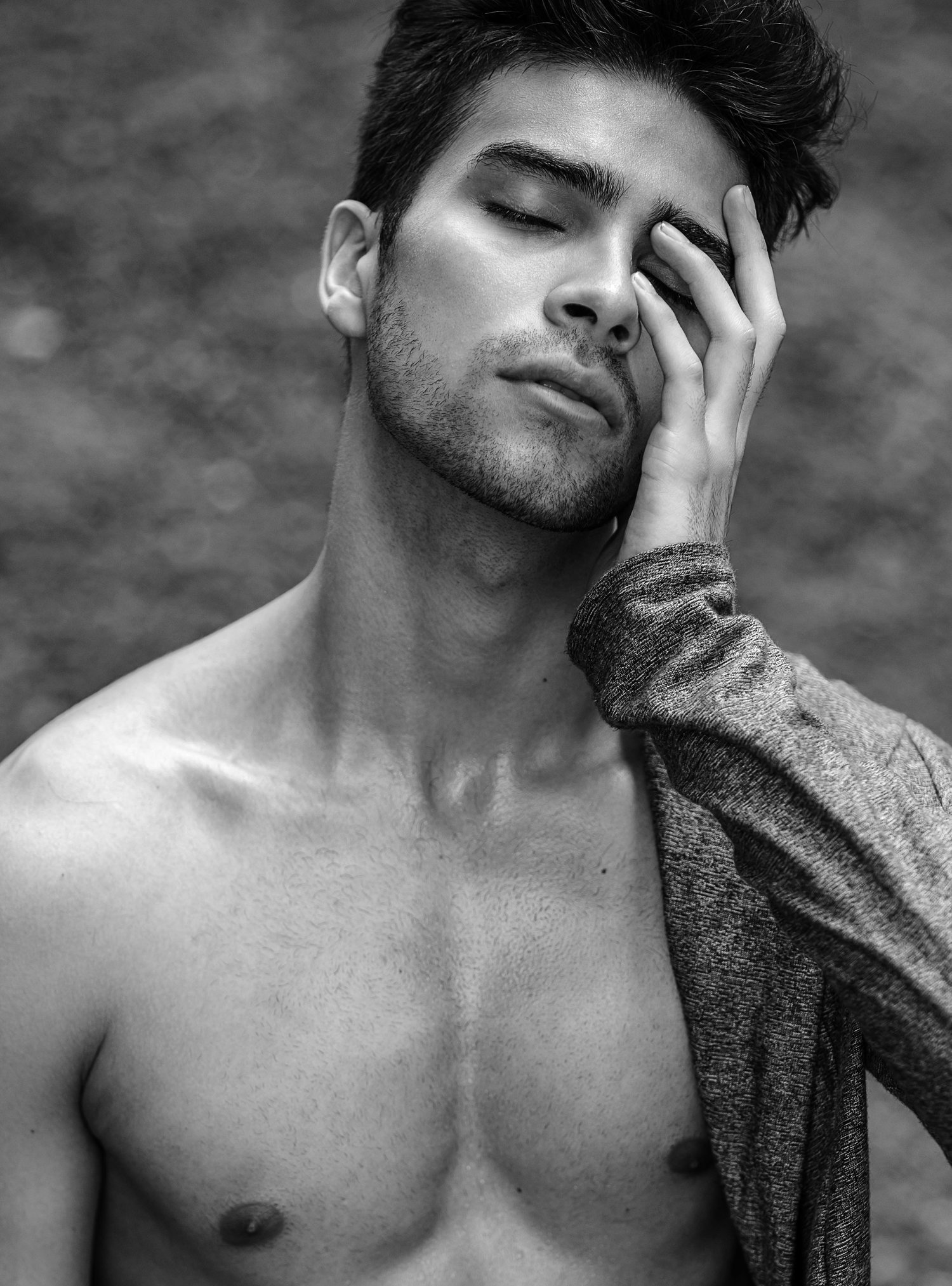 Adon Exclusive: Model José Falcone By Jason Oung