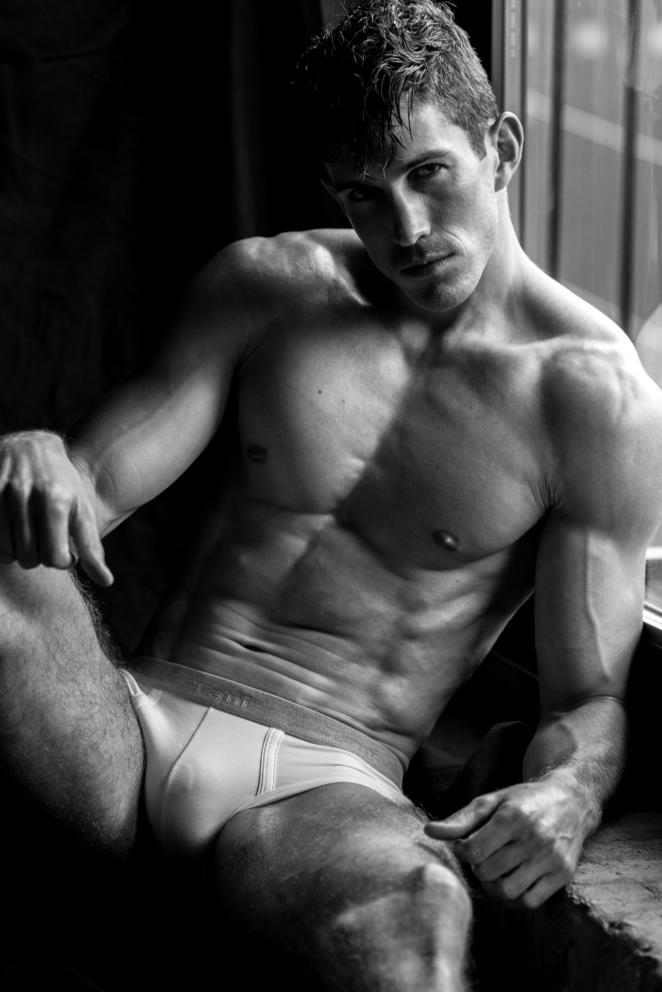 Adon Exclusive: Model KEVIN FOLEY By JONJIE BANIEL