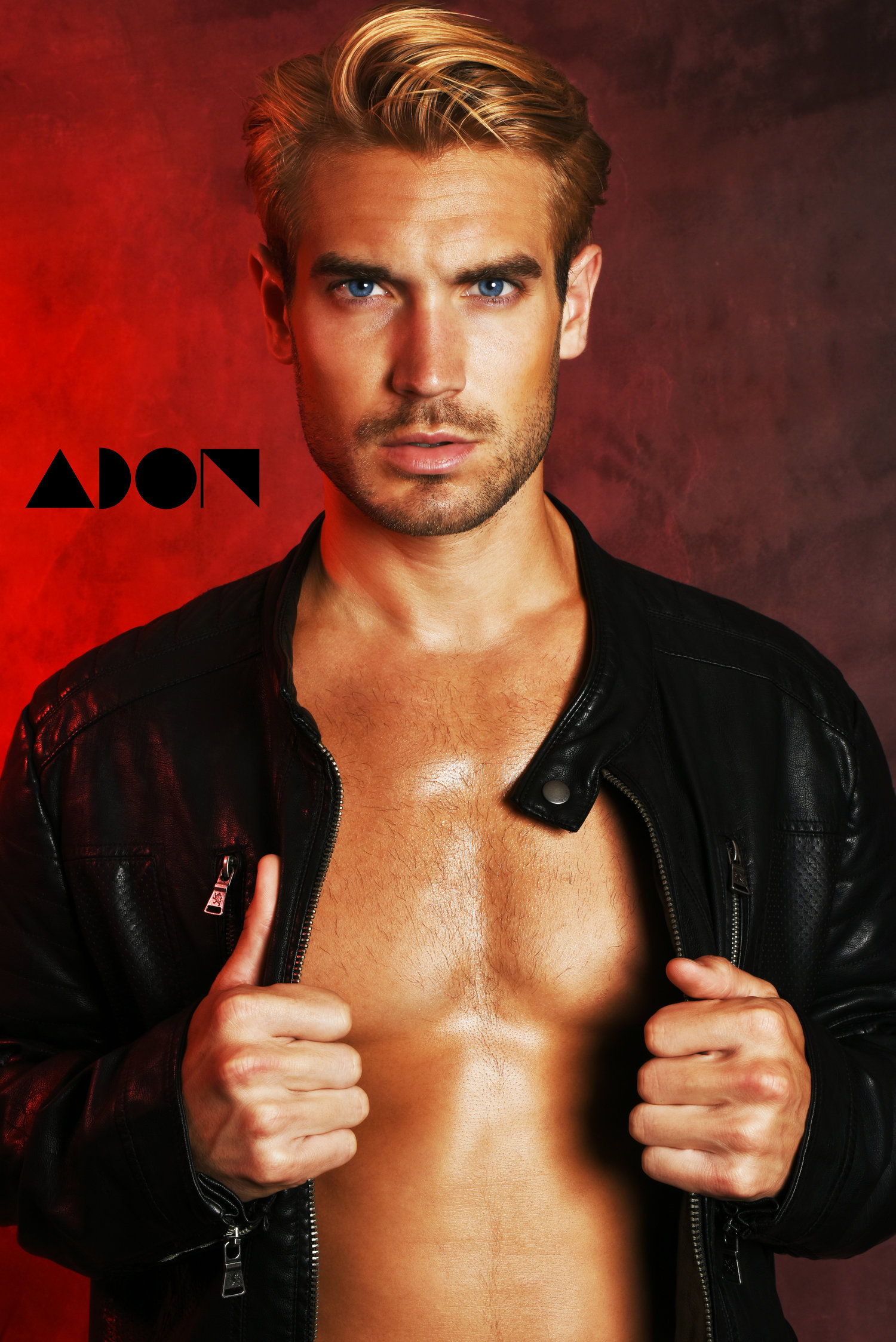 Adon Exclusive: Model Lucas Bloms By Phil Limprasertwong