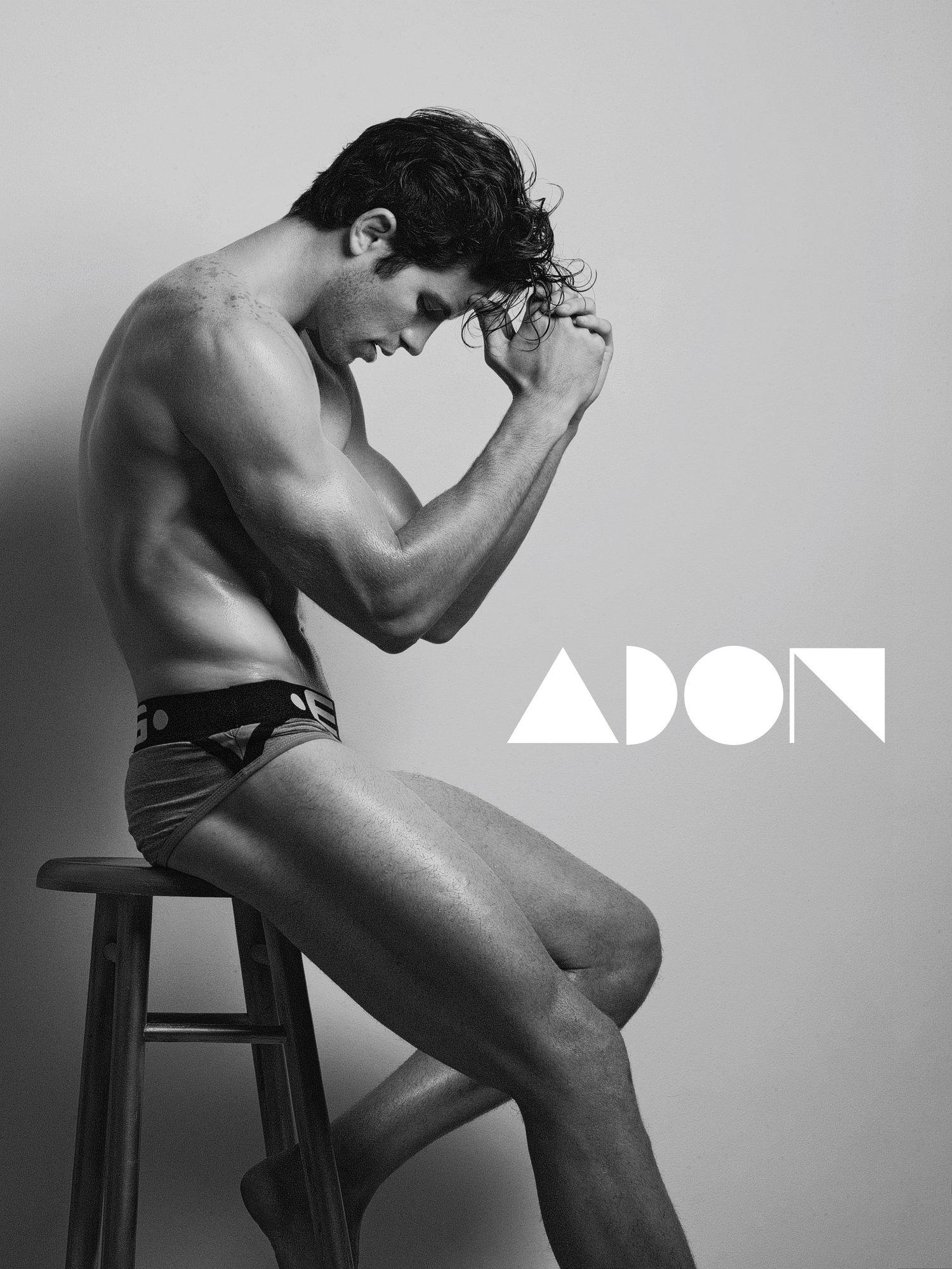 Adon Exclusive: Model Fede Espejo By David Dahlhaus