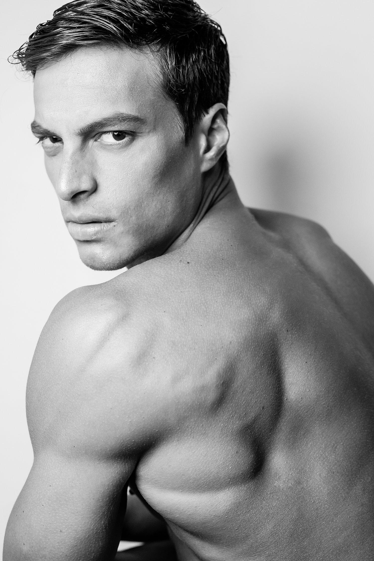 Adon Exclusive: Model Felipe Anibal By Thiago Martini