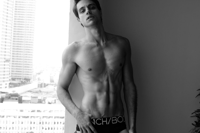 Adon Exclusive: Model Victor DalCol By Sixto Hombrebueno II