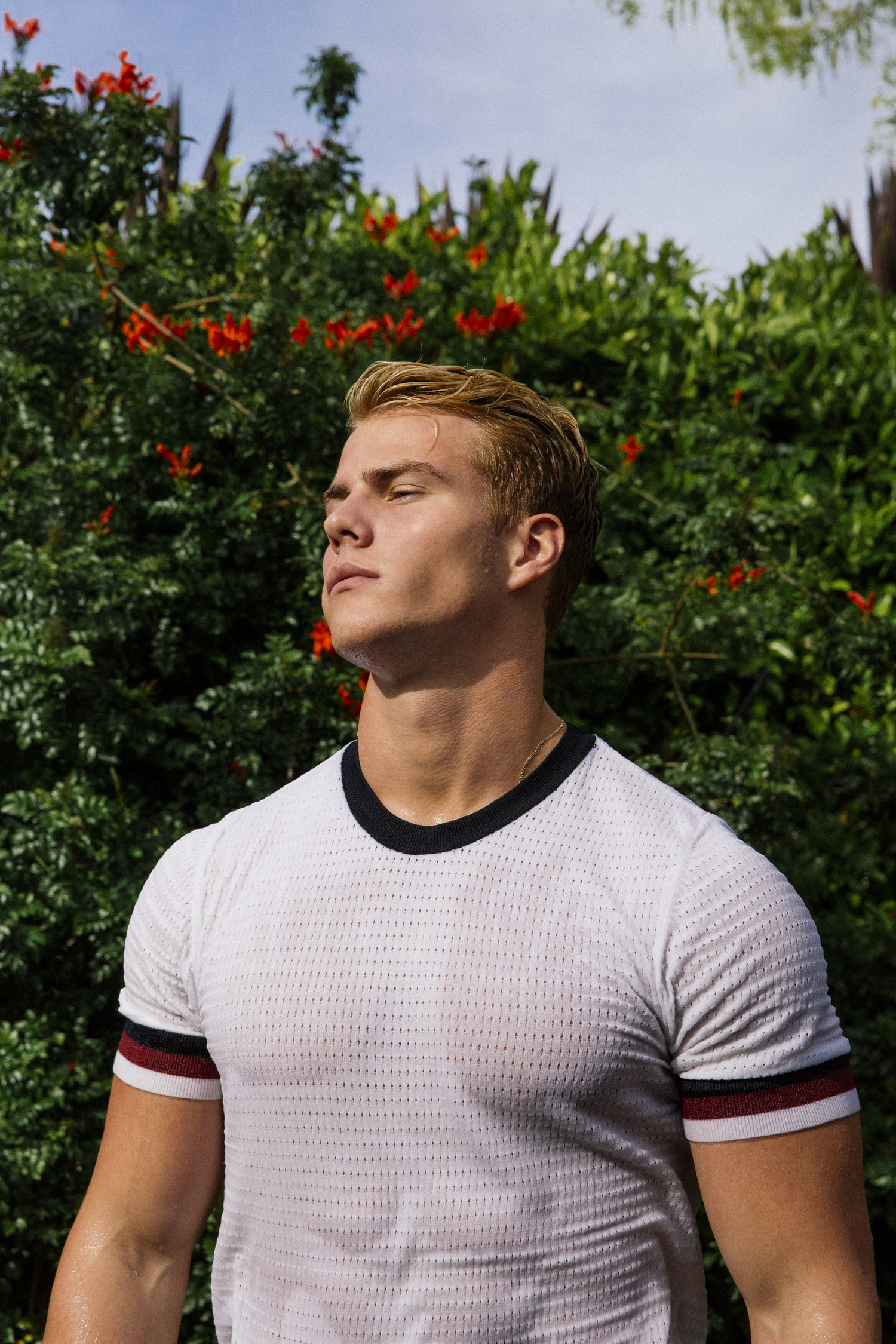 Adon Exclusive: Model  Michael Dean By Gabe Ayala