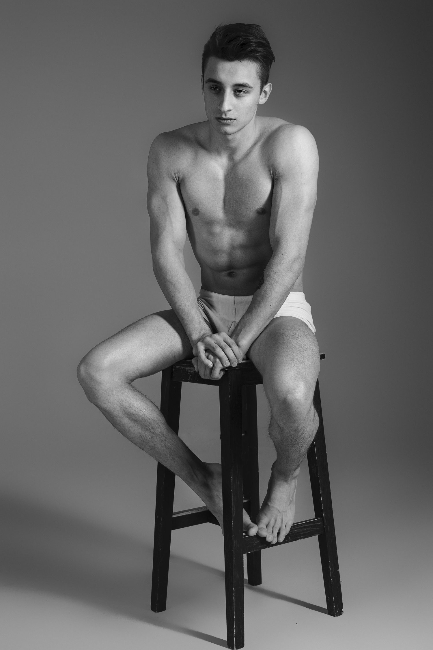 Adon Exclusive: Model David Van Lee By Walter Summer