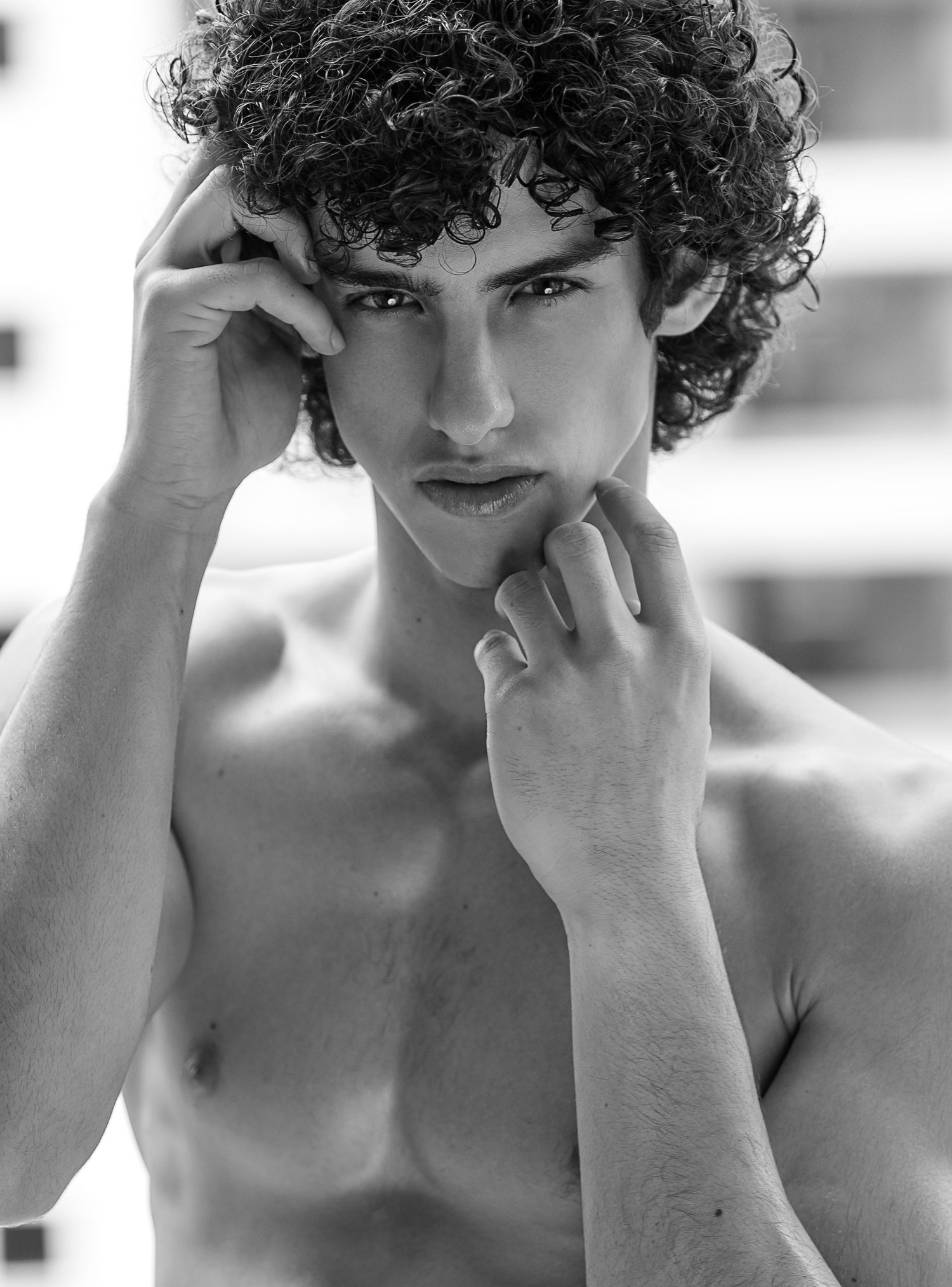Adon Exclusive: Model Guilherme Teobaldo By Jason Oung