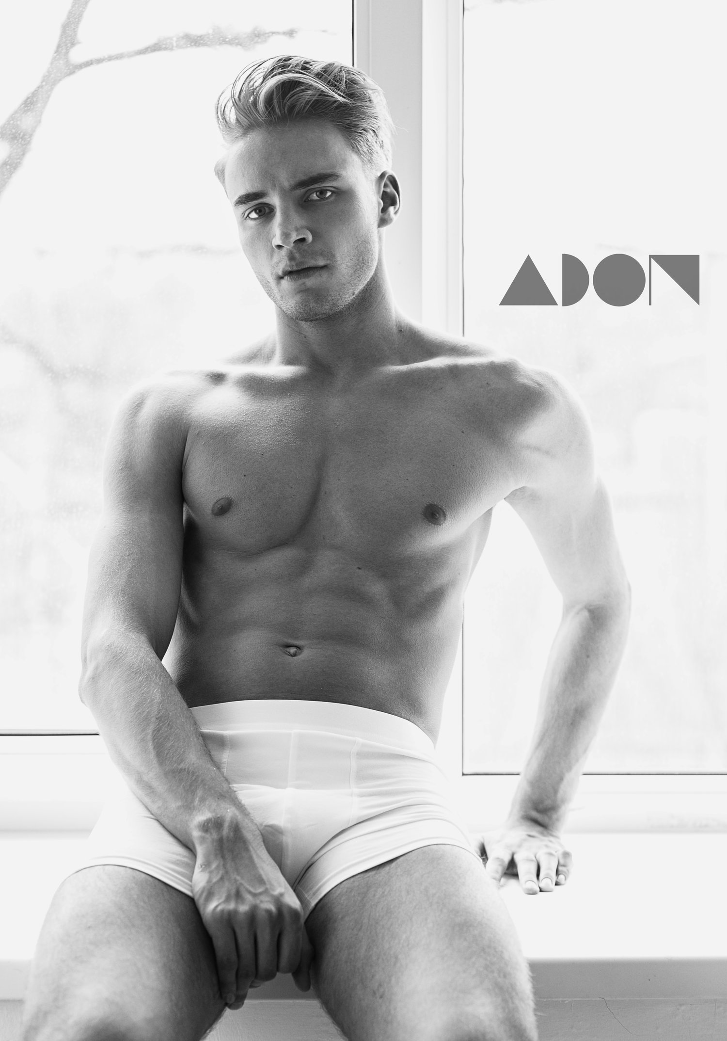 Adon Exclusive: Model Aleksander Sherlygin By Pavel Lepikhin