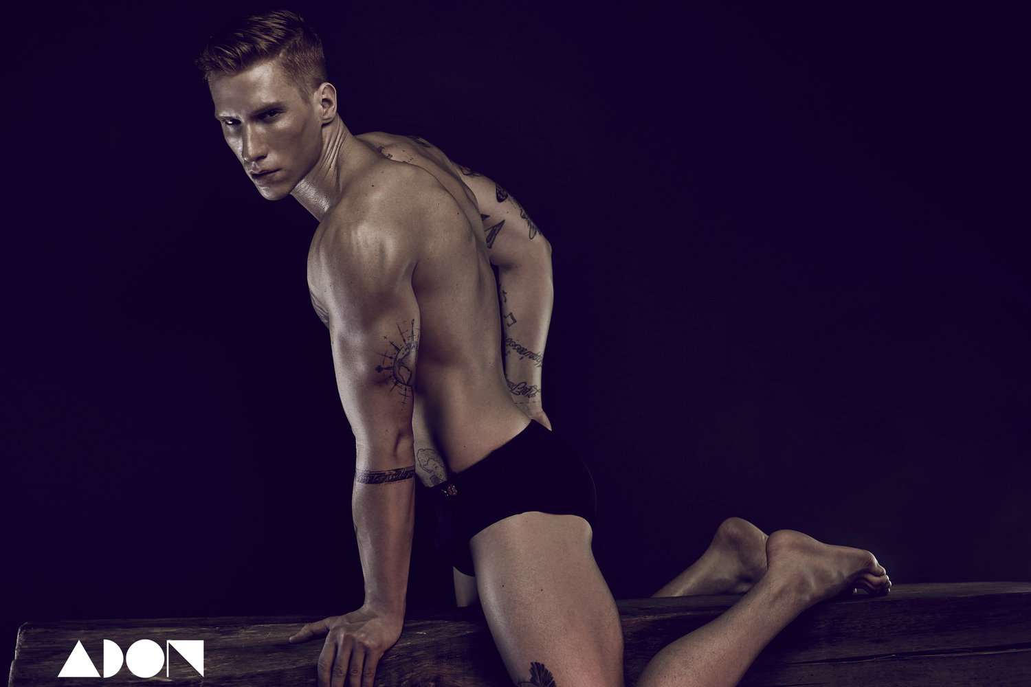 Adon Exclusive: Model DENIS WE By DANIEL JAEMS