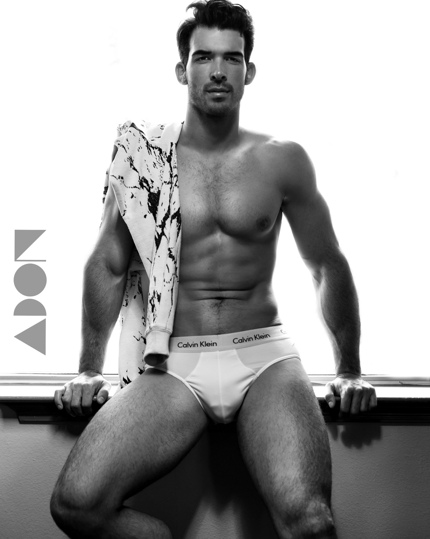 Adon Exclusive: Model Justin Payne By Tony Veloz
