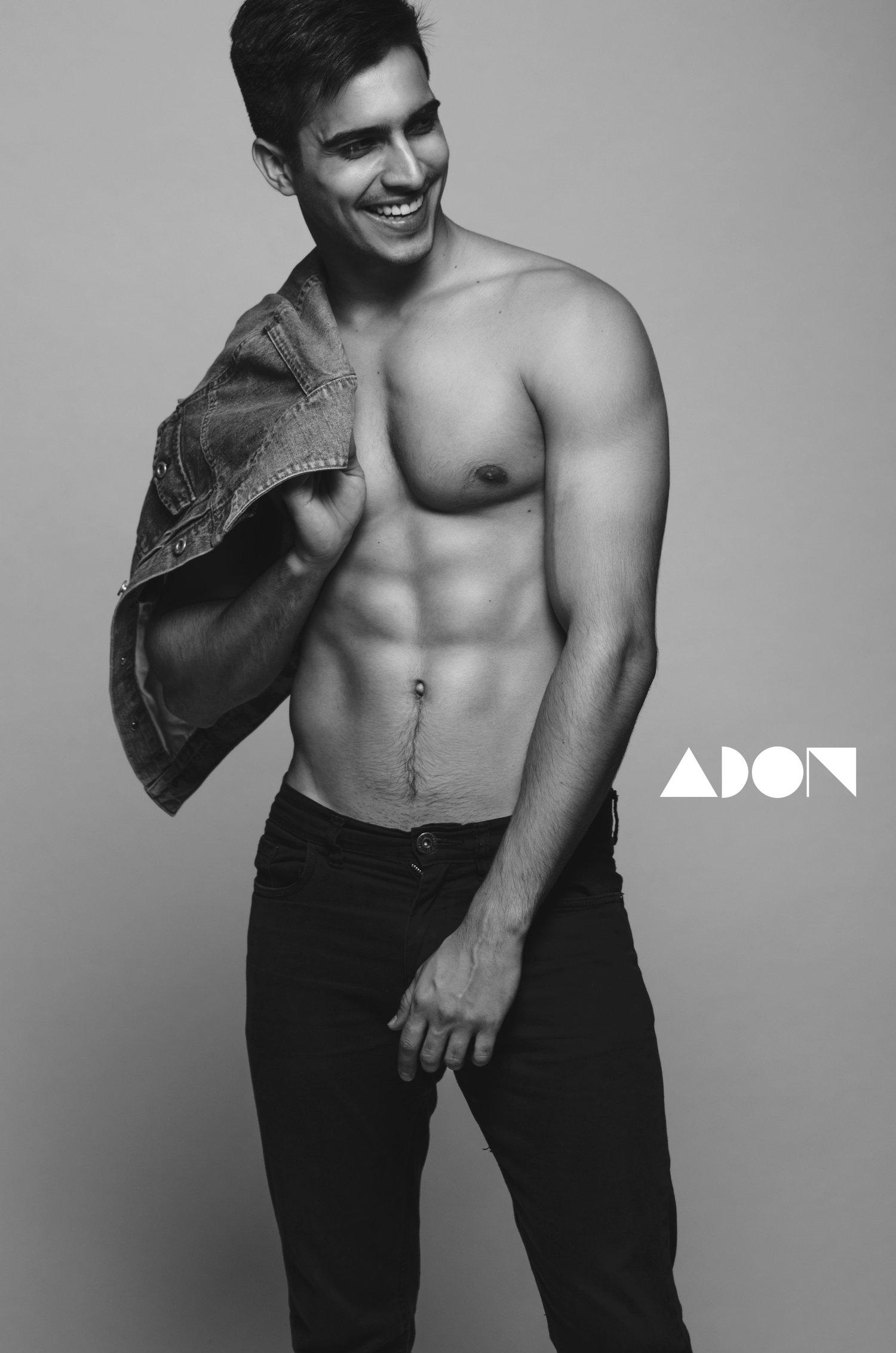 Adon Exclusive: Model Gabriel Braghin By Sixto Hombrebueno II