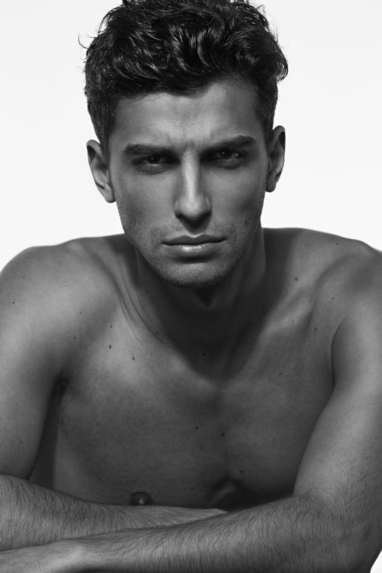 Adon Exclusive: Model Francisco Faria By Alexis Dela Cruz