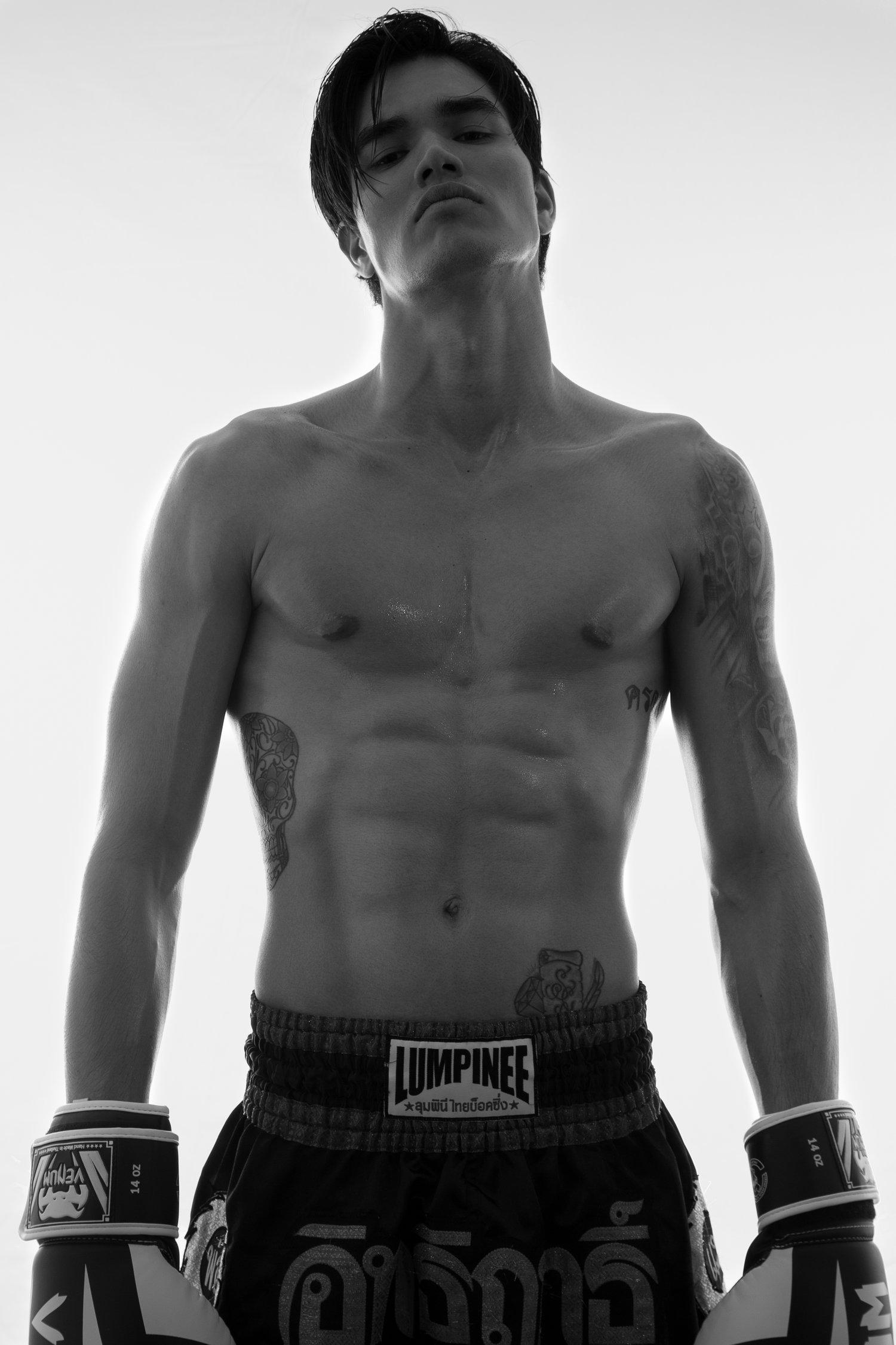 Adon Exclusive: Model Natthanon Miritello By Daniele Dentamaro