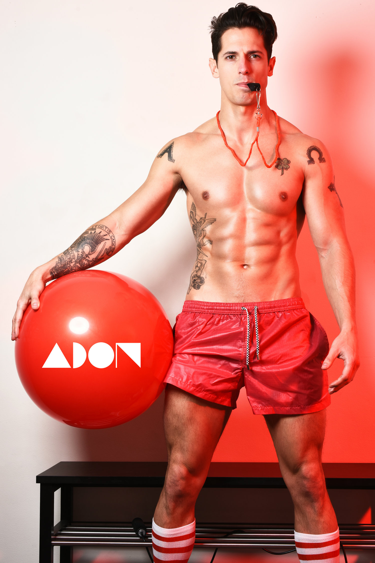 Adon Exclusive: Model Tyler James By Phil Limprasertwong