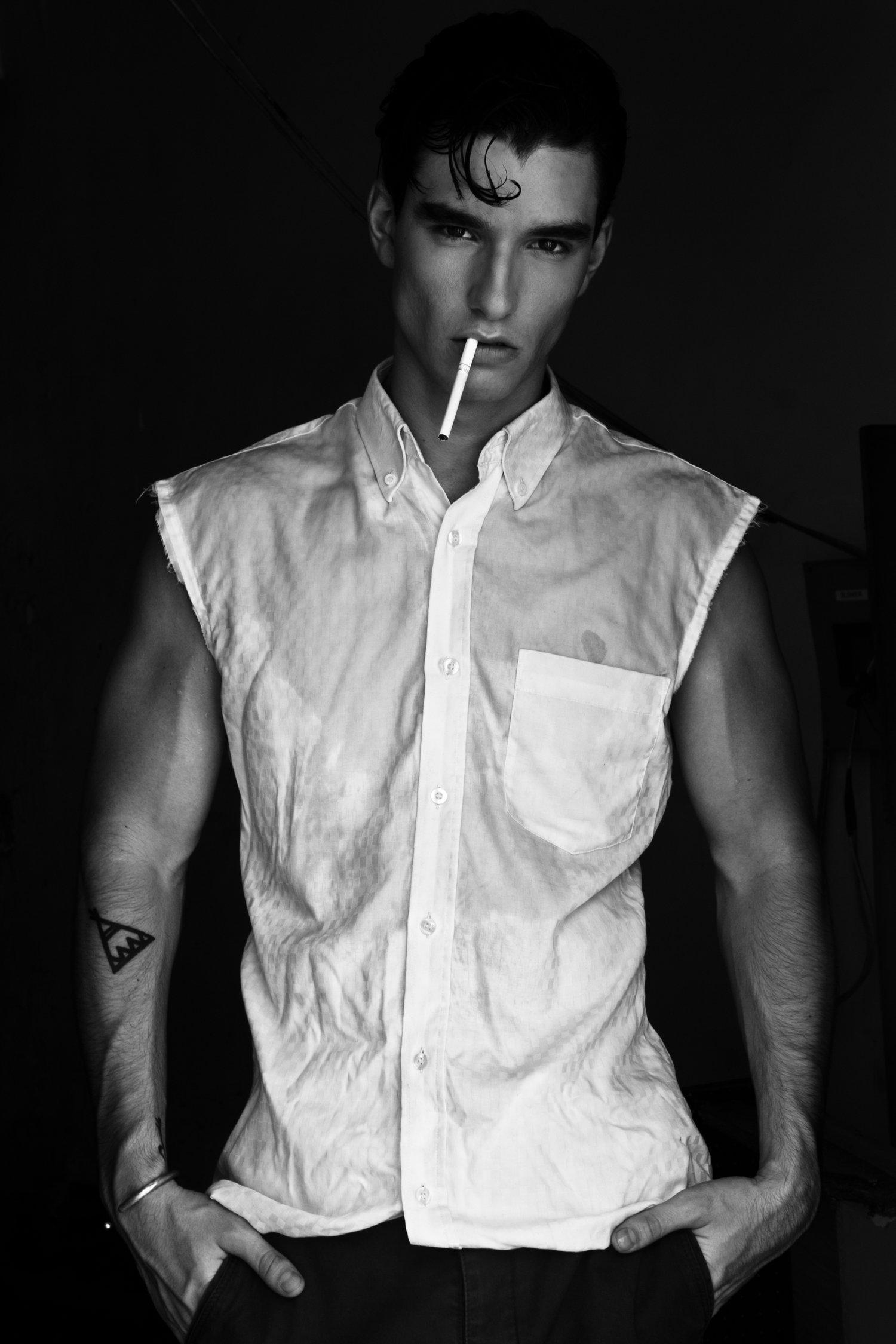 Adon Exclusive: Model Theo Laurencon By Xram Ragde