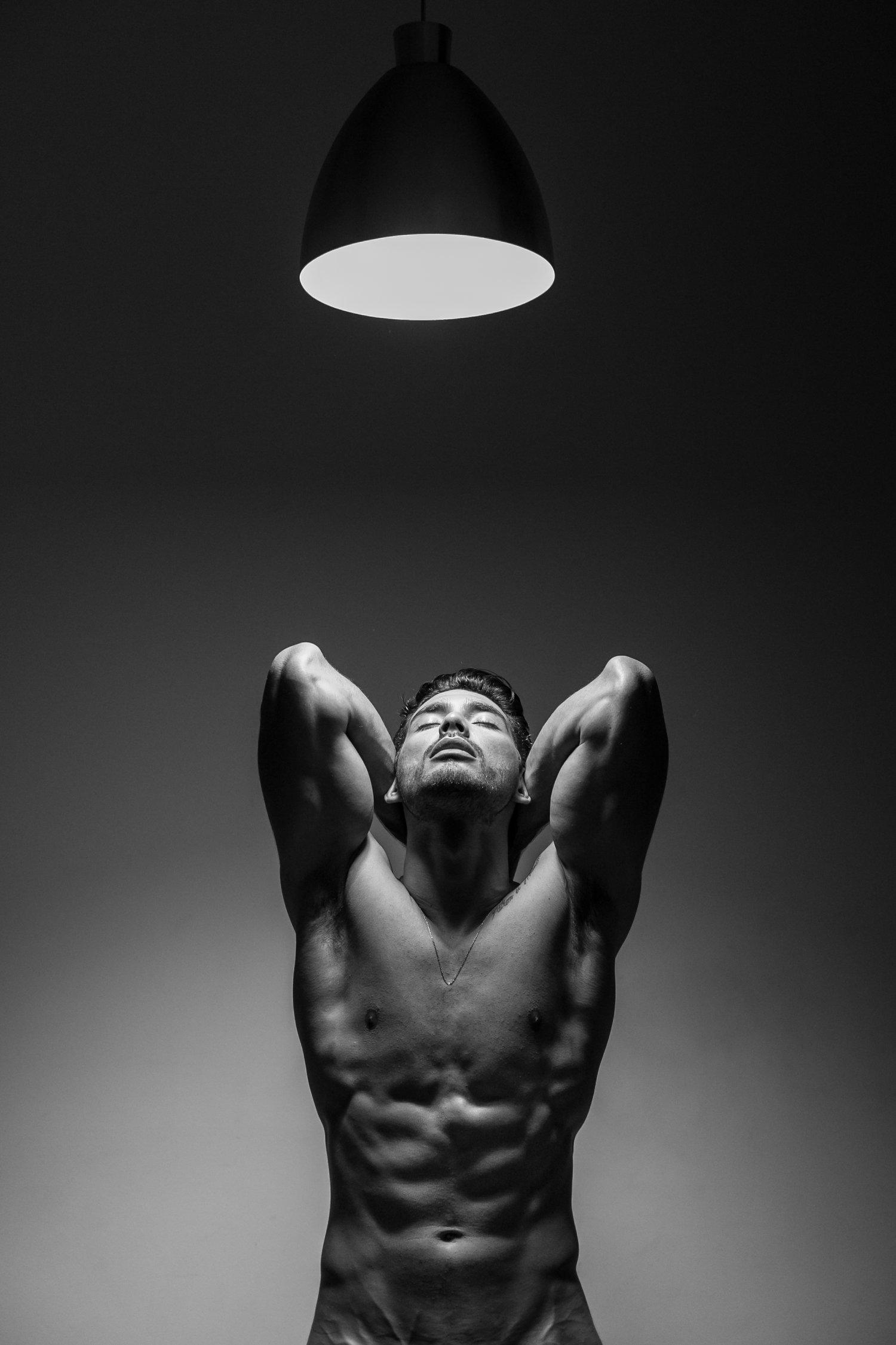 Adon Exclusive: Model Ramon Ceccarelli By Thiago Martini