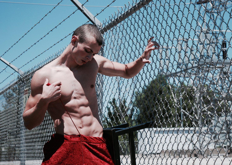 Adon Exclusive: Model Benjamin Fowler By Kalob Daniel