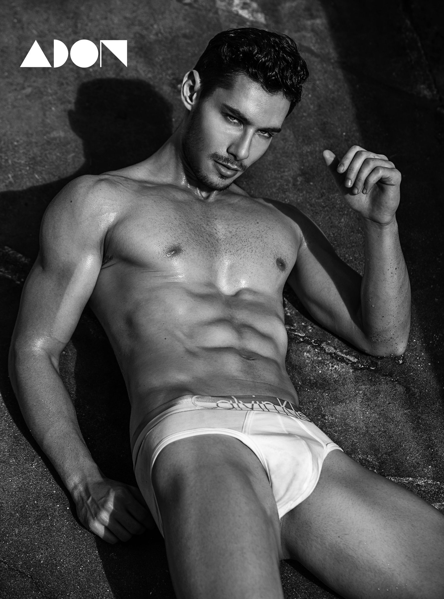 Adon Exclusive: Model Everton Stedile By Jason Oung