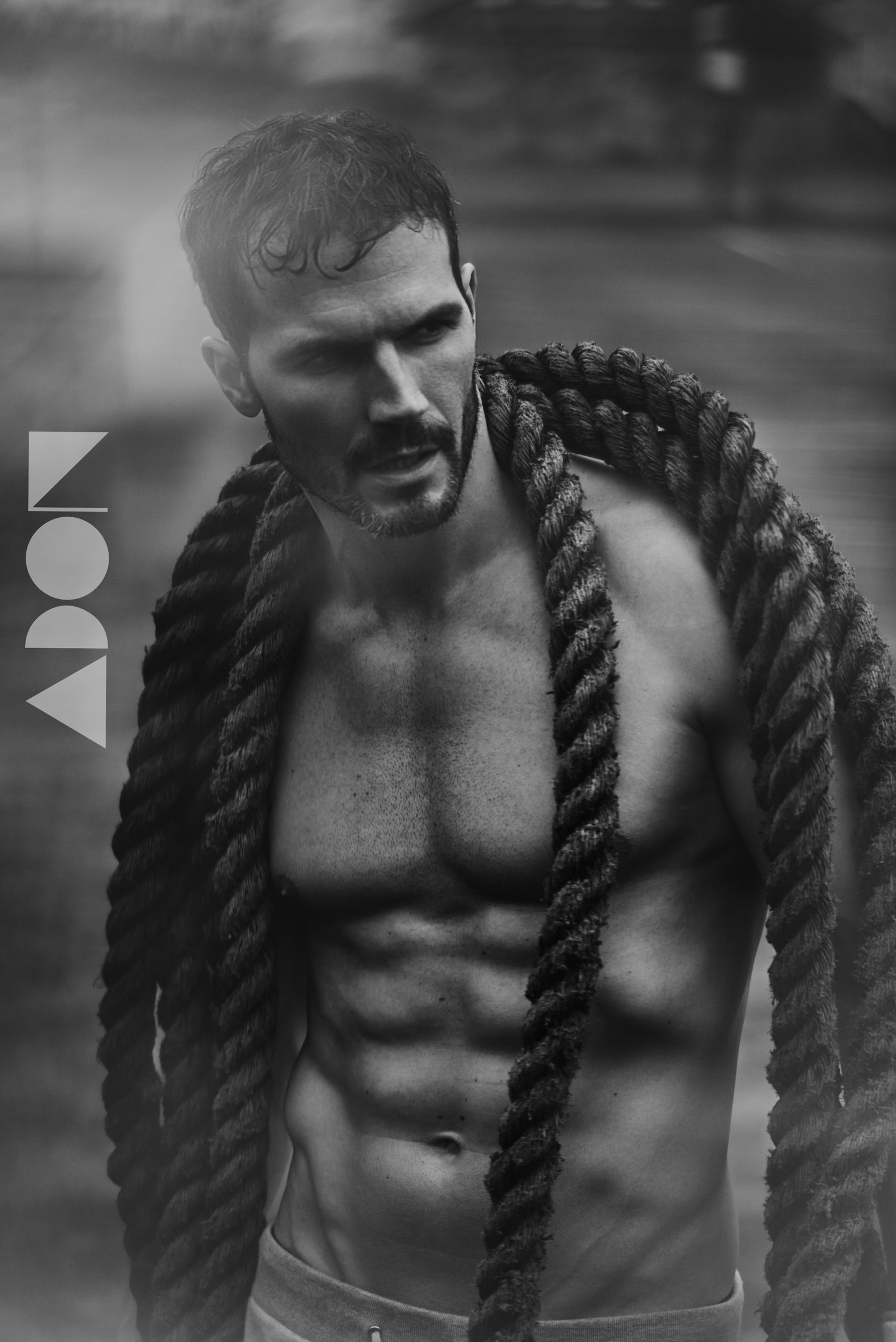 Adon Exclusive: Model Adam Cowie By Specular