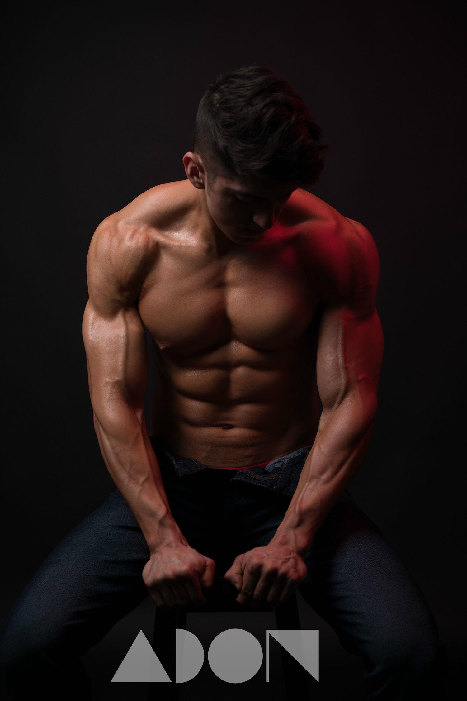 Adon Exclusive: Model Diego Gonzalez By Brian Huey