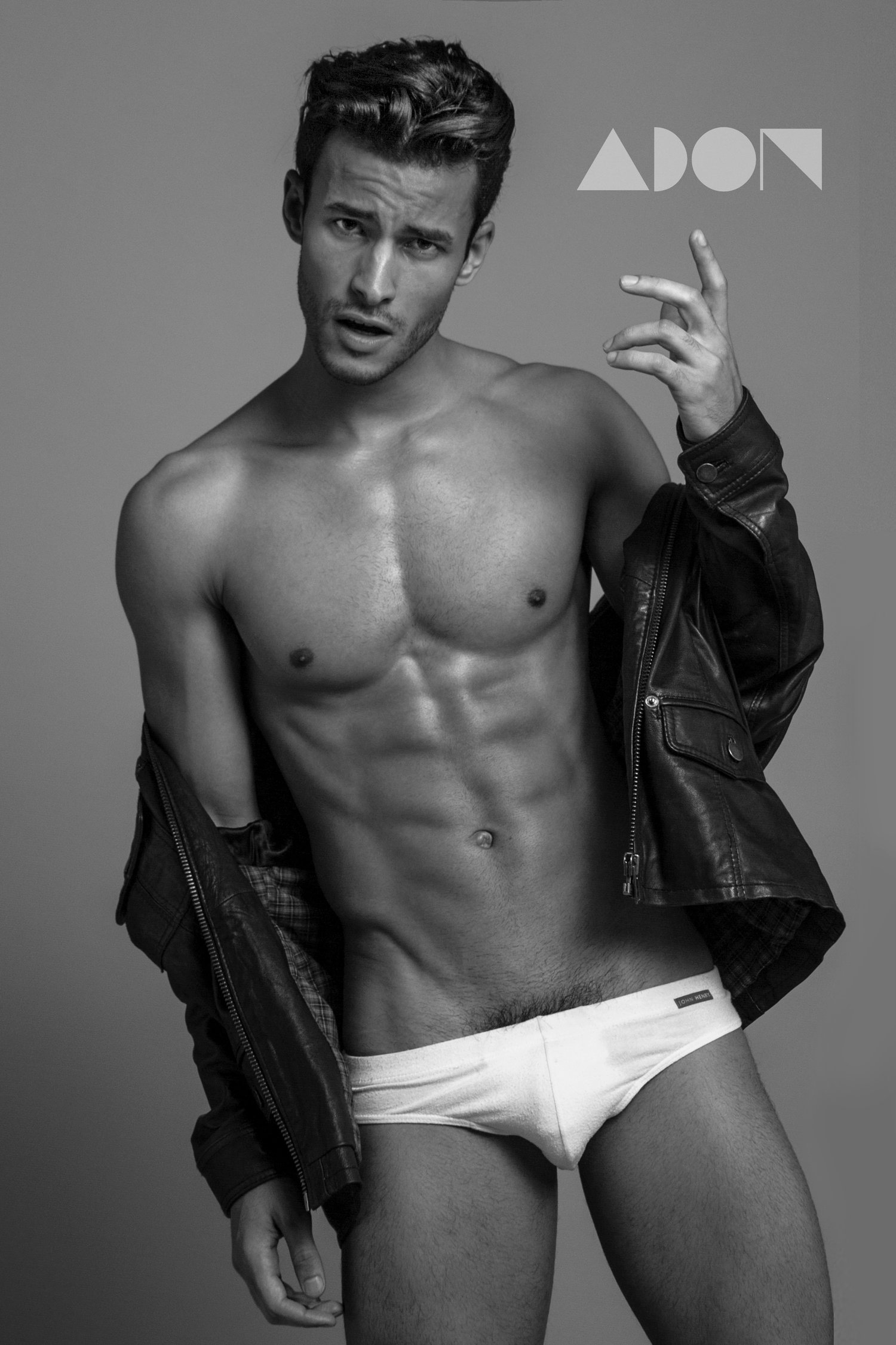 Adon Exclusive: Model Renato Freitas By Sandy Lang
