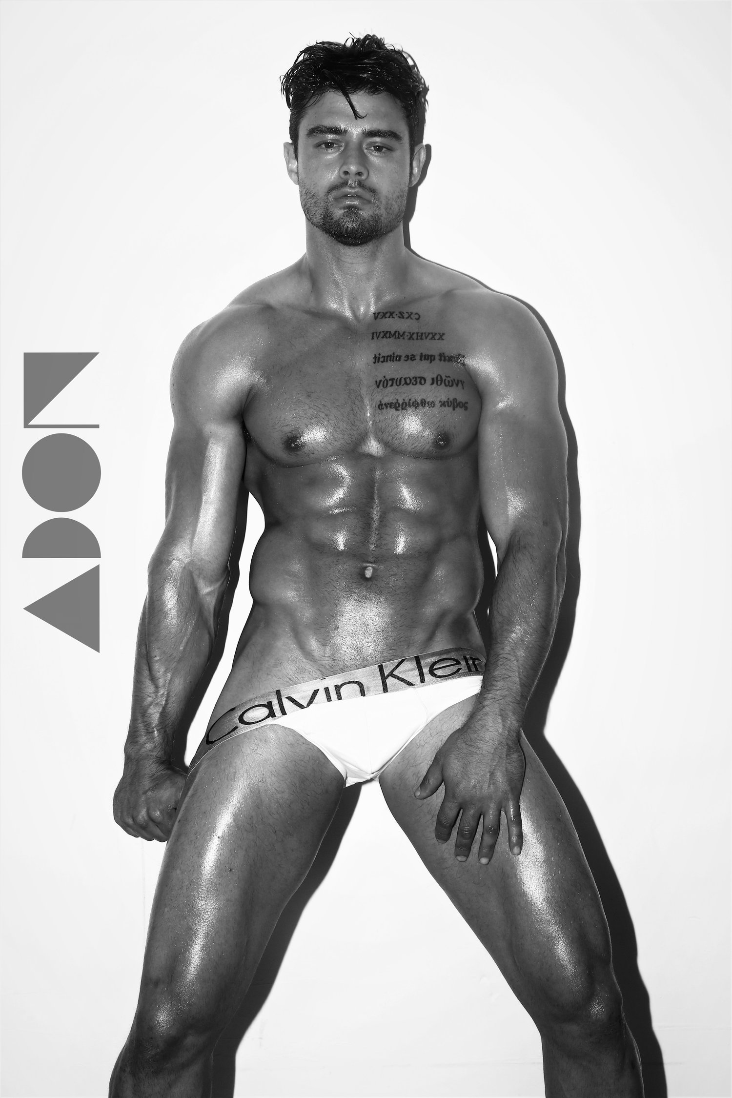 Adon Exclusive: Model Christian Olivo By @iamdoc