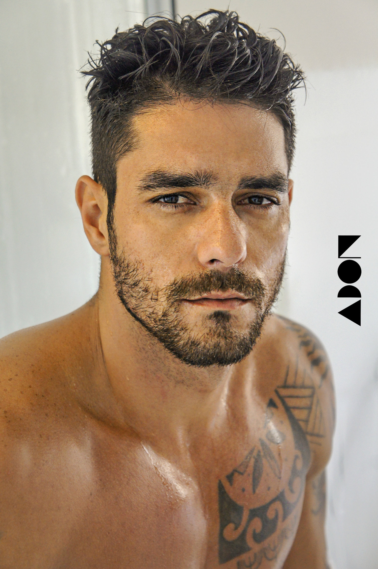 Adon Exclusive: Model Diego Grossi By Mattheus Lian