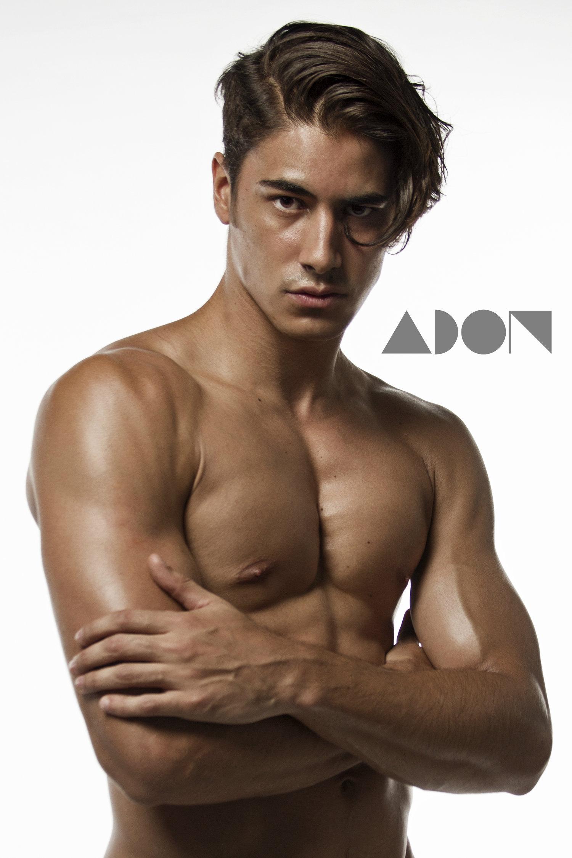 Adon Exclusive: Model Renato Menezes By Sandy Lang